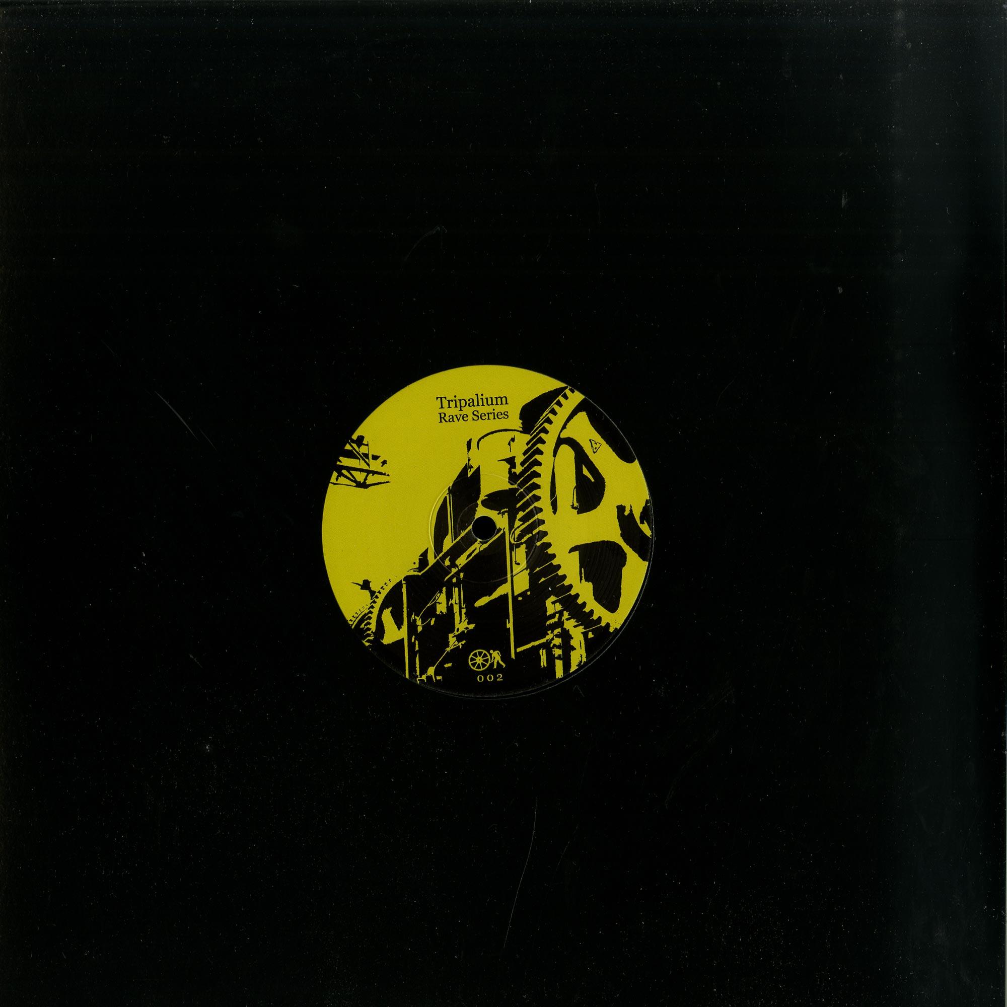 Dave Tarrida - SHUT DOWN EP