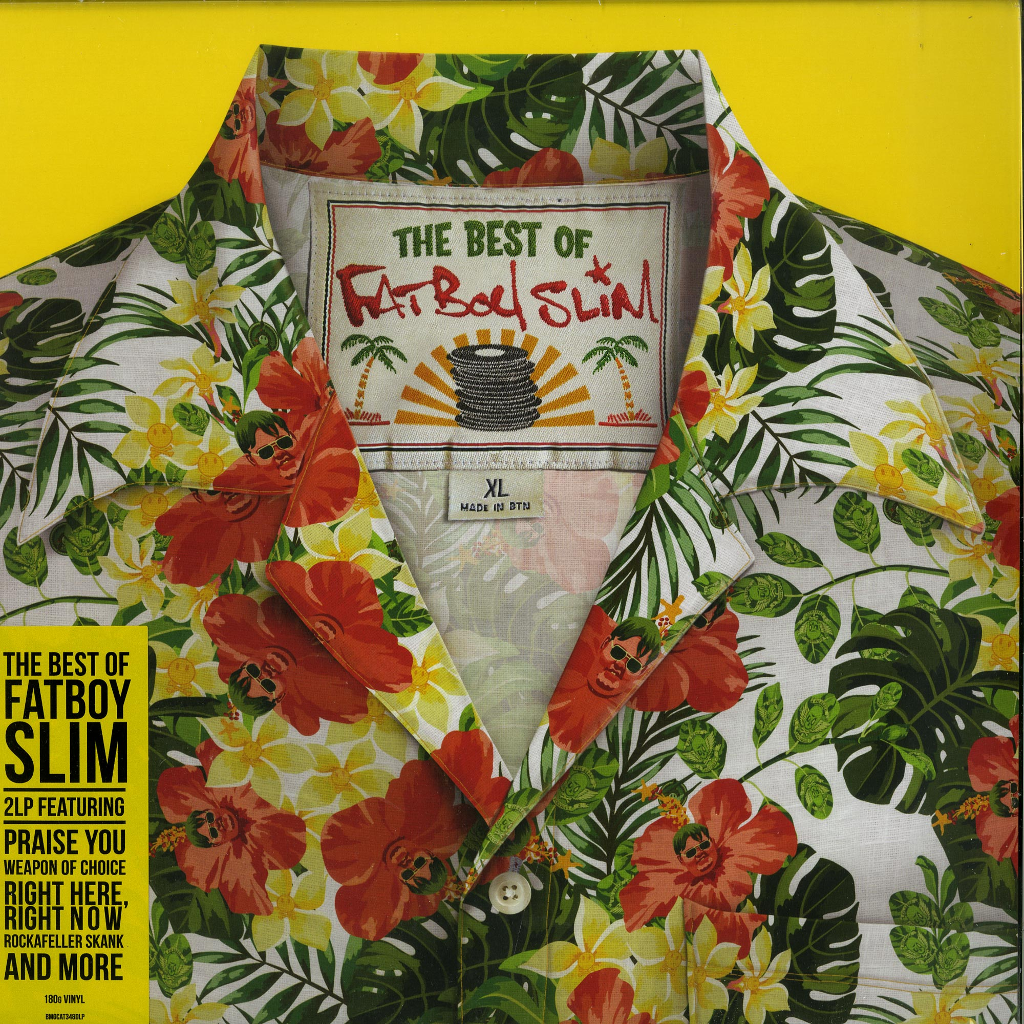 Fatboy Slim - THE BEST OF