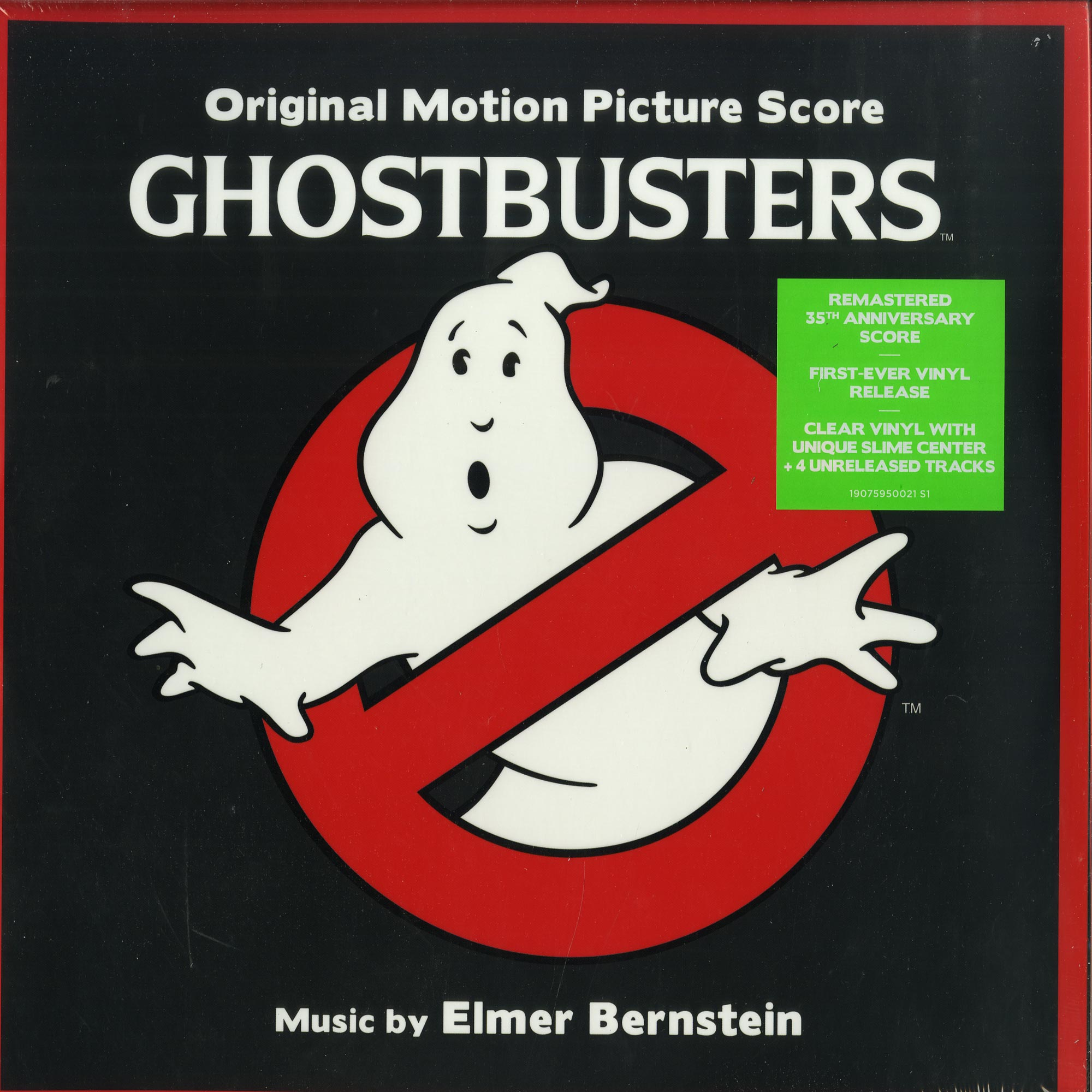 Elmer Bernstein - GHOSTBUSTERS O.S.T.