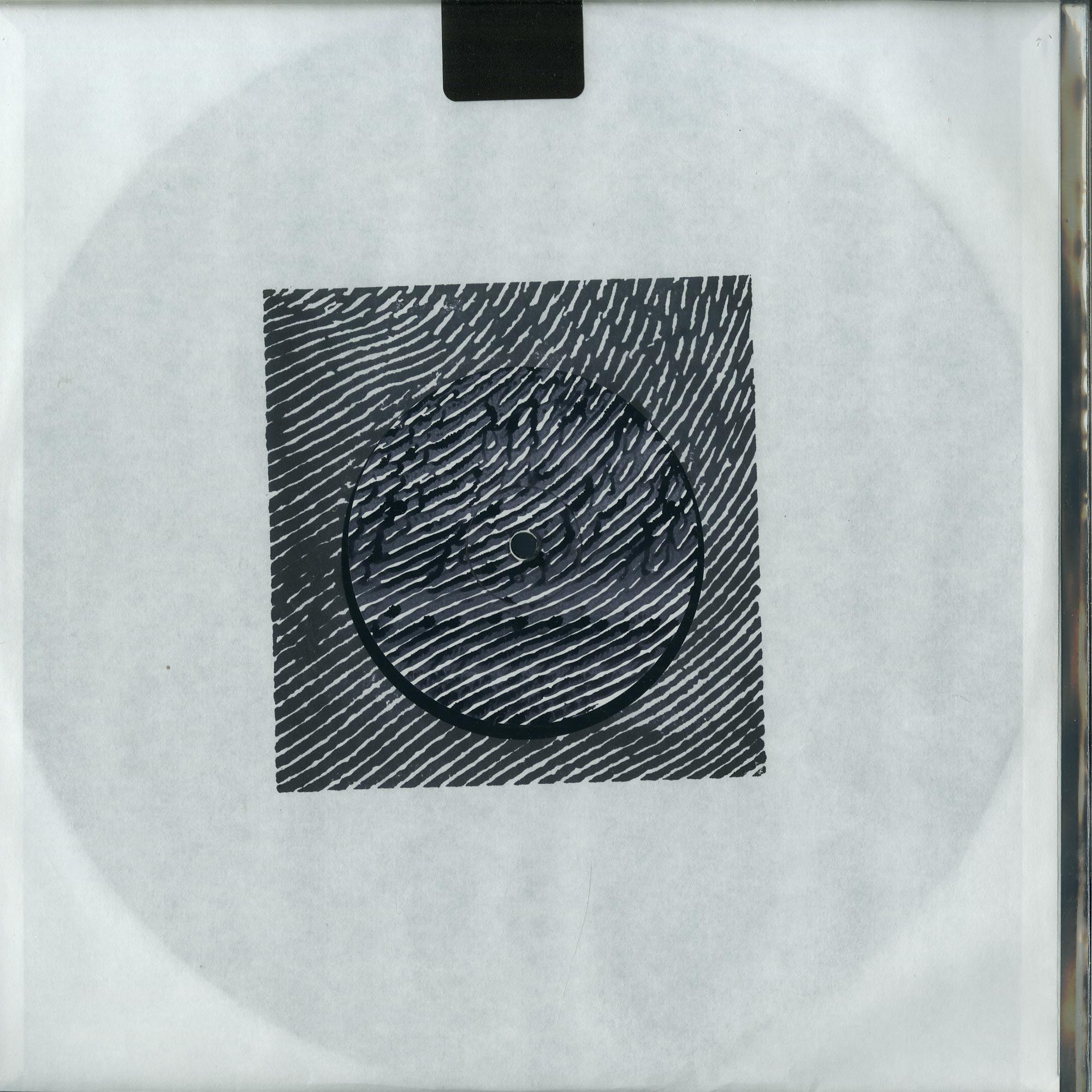 Sascha Dive feat. Robert Owens - JET BLACK EP