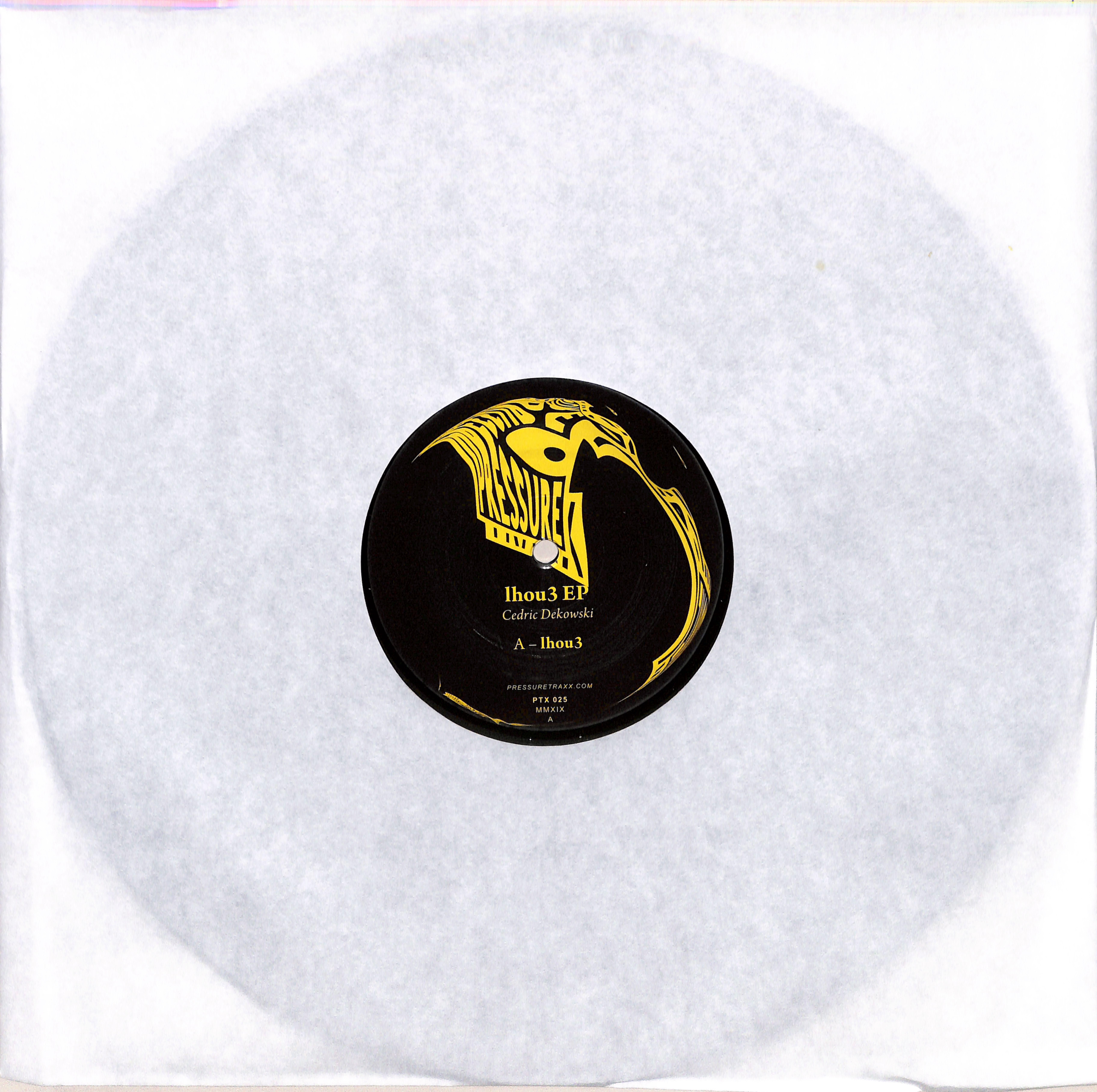 Cedric Dekowski - IHOU3 EP
