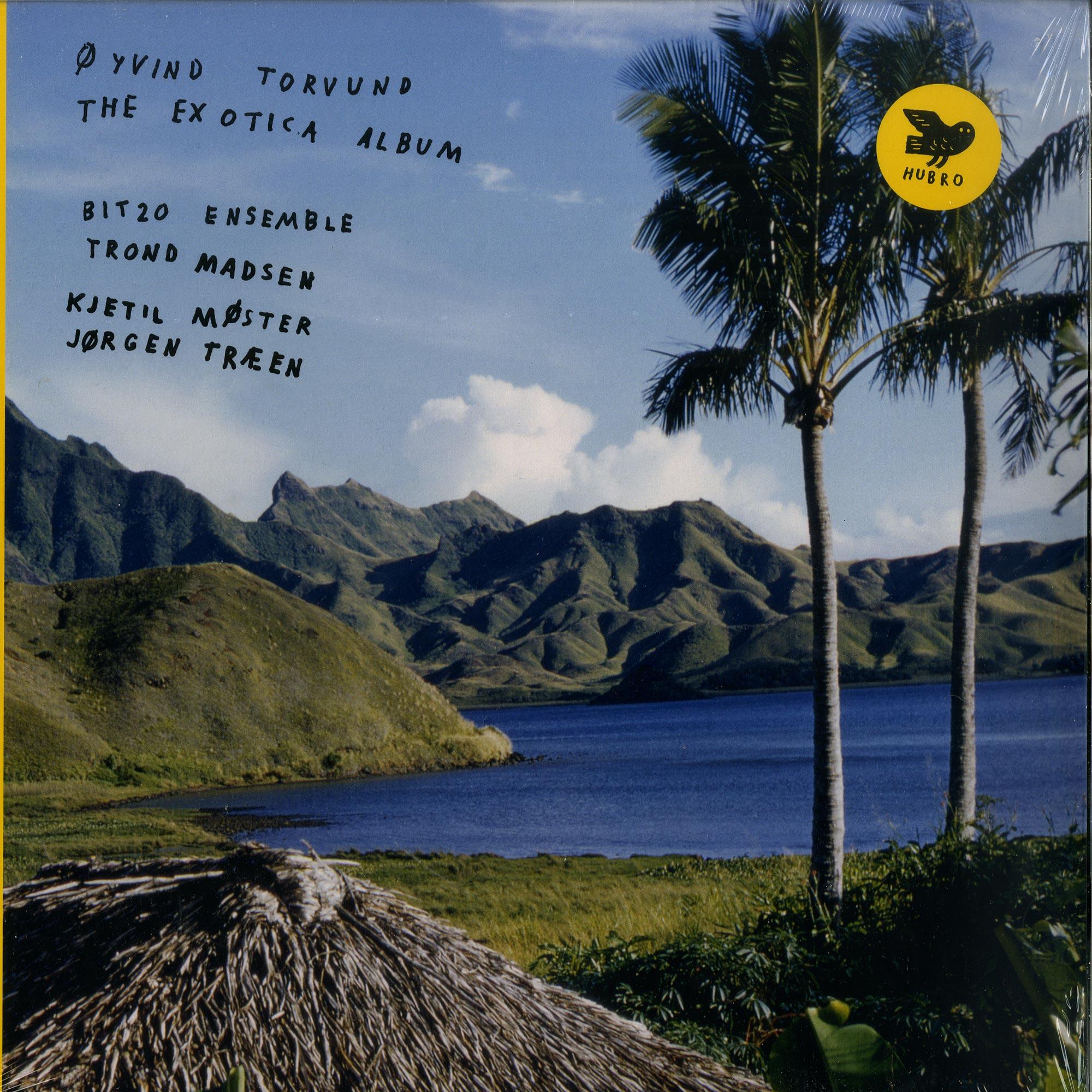 Oyvind Torvund - THE EXOTICA ALBUM