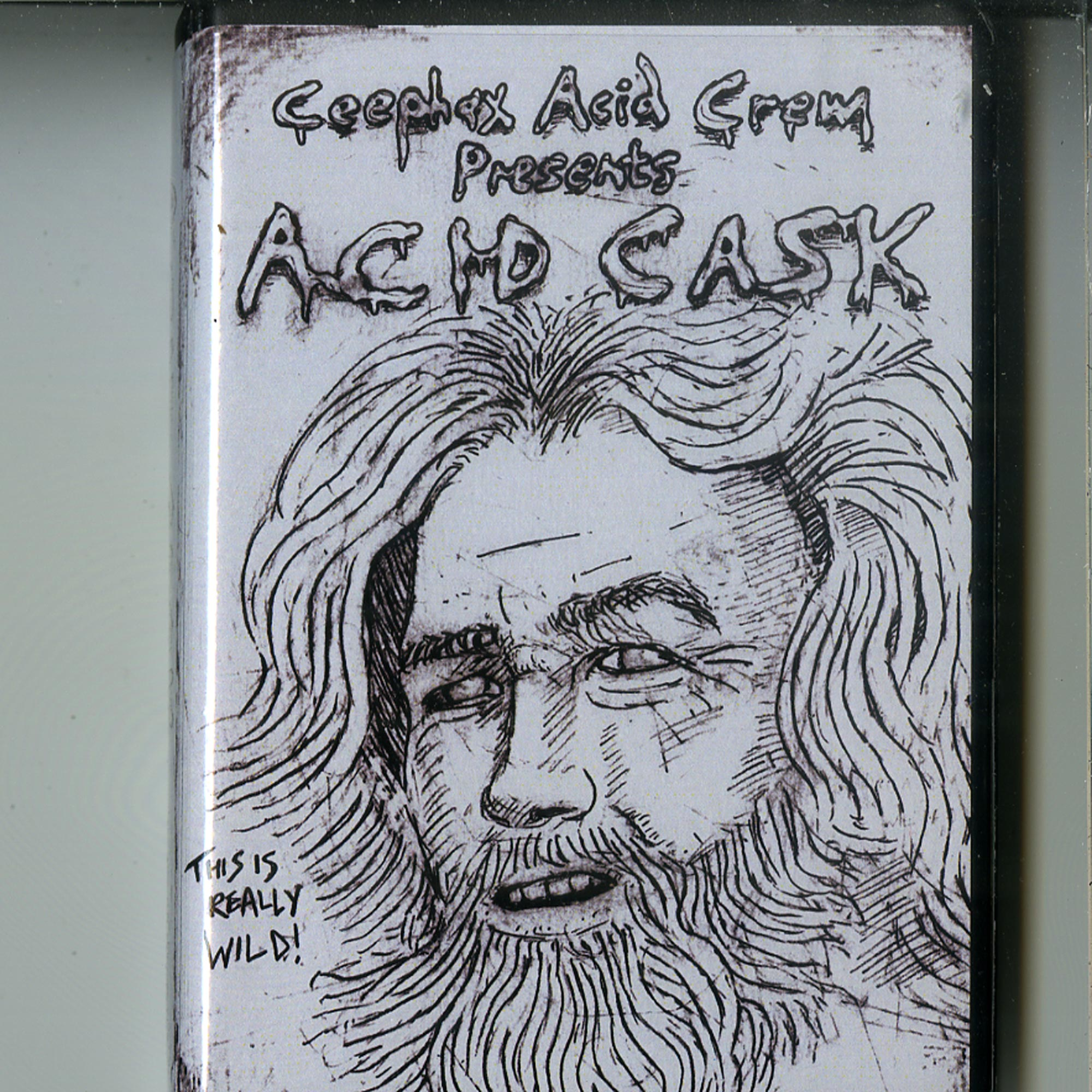 Ceephax Acid Crew - ACID CASK CASSETTE COMPILATION