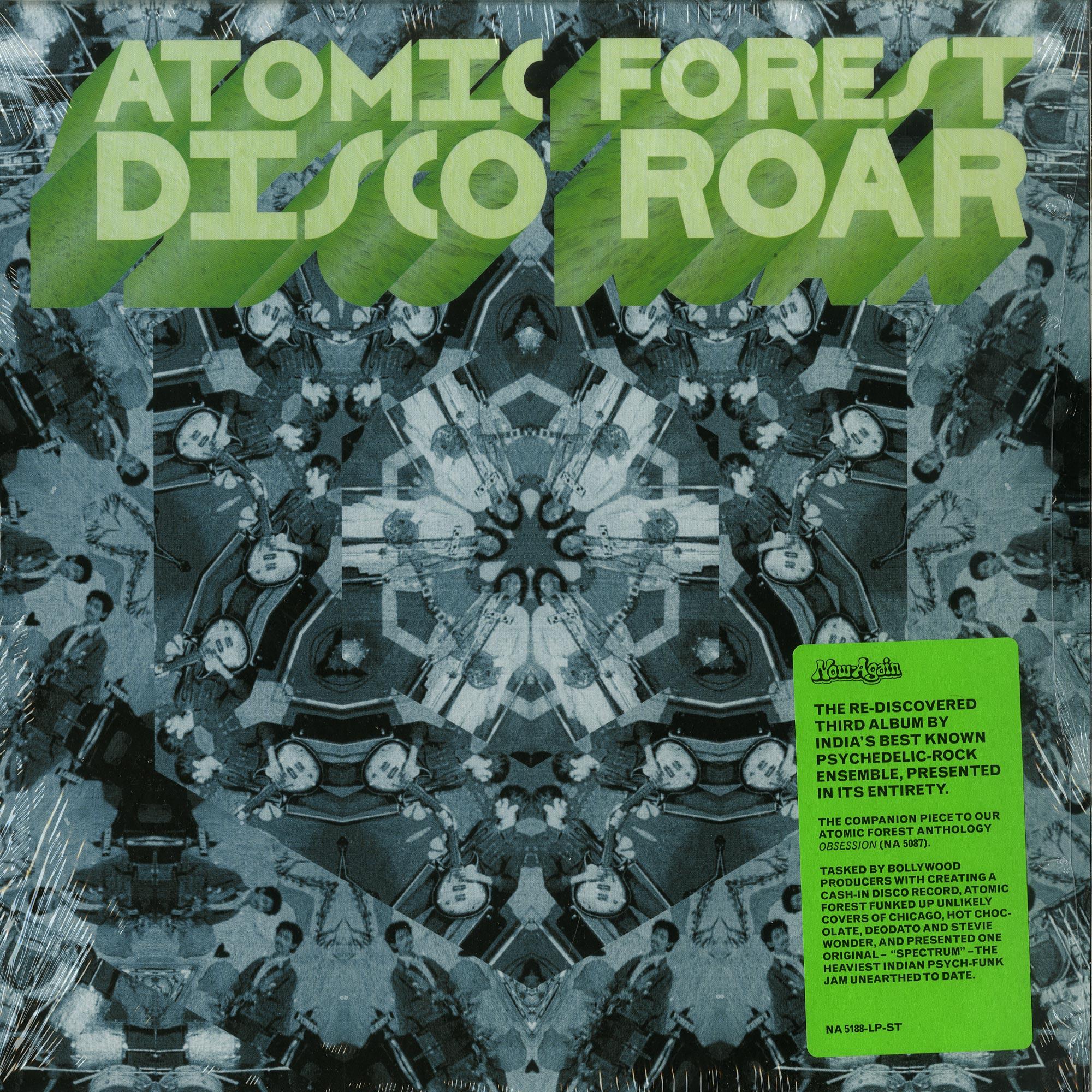 Atomic Forest - DISCO ROAR