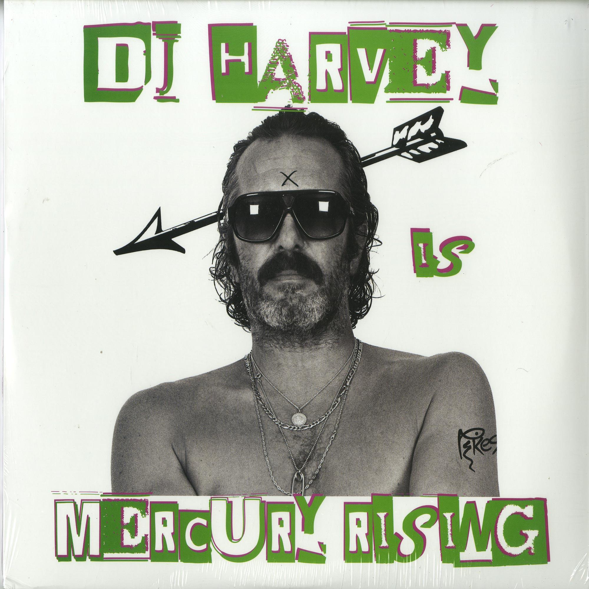 Various Artists - DJ HARVEY IS THE SOUND OF MERCURY RISING VOL II