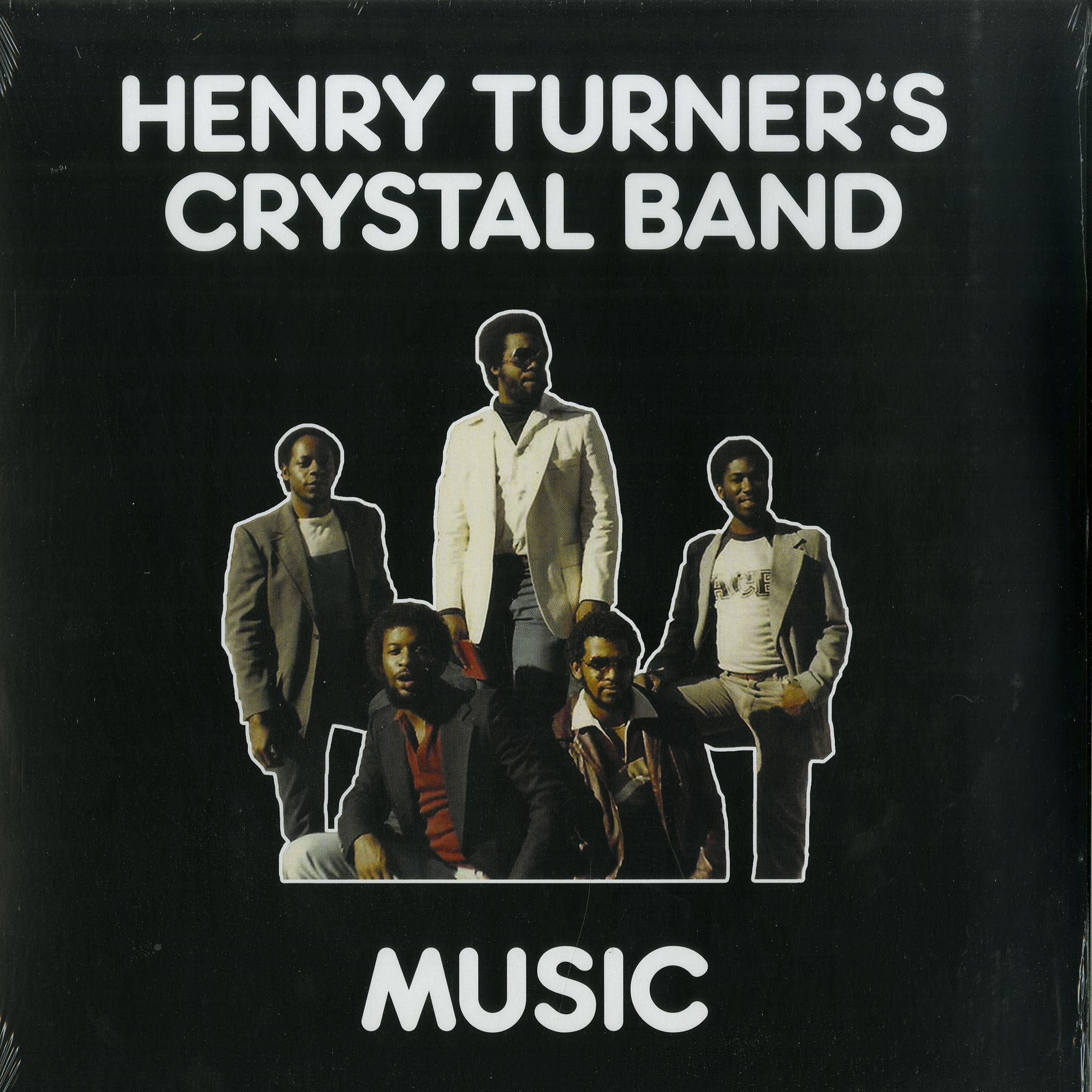 Henry Turner Jr. - MUSIC / FOREVER US
