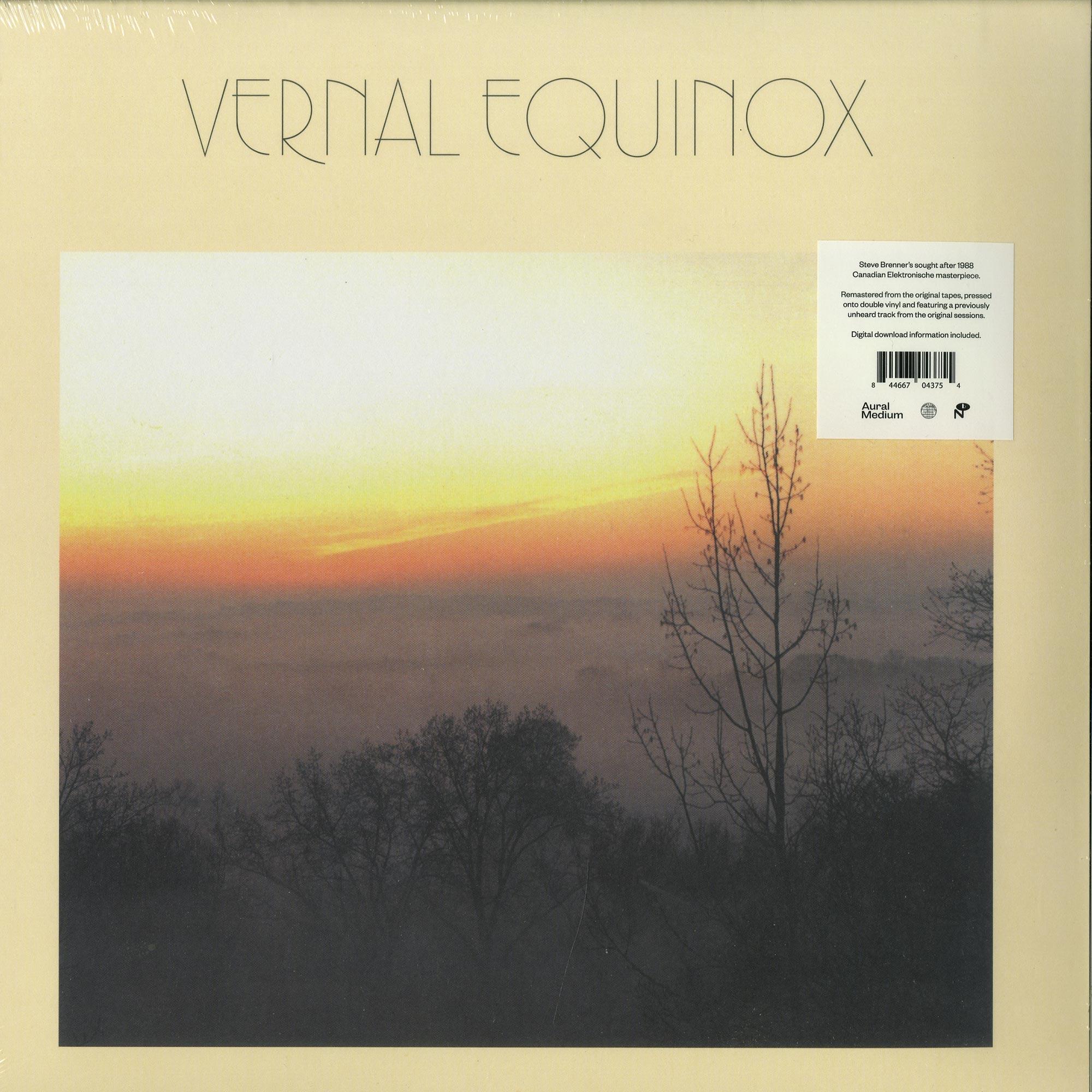 Vernal Equinox - NEW FOUND LOVE