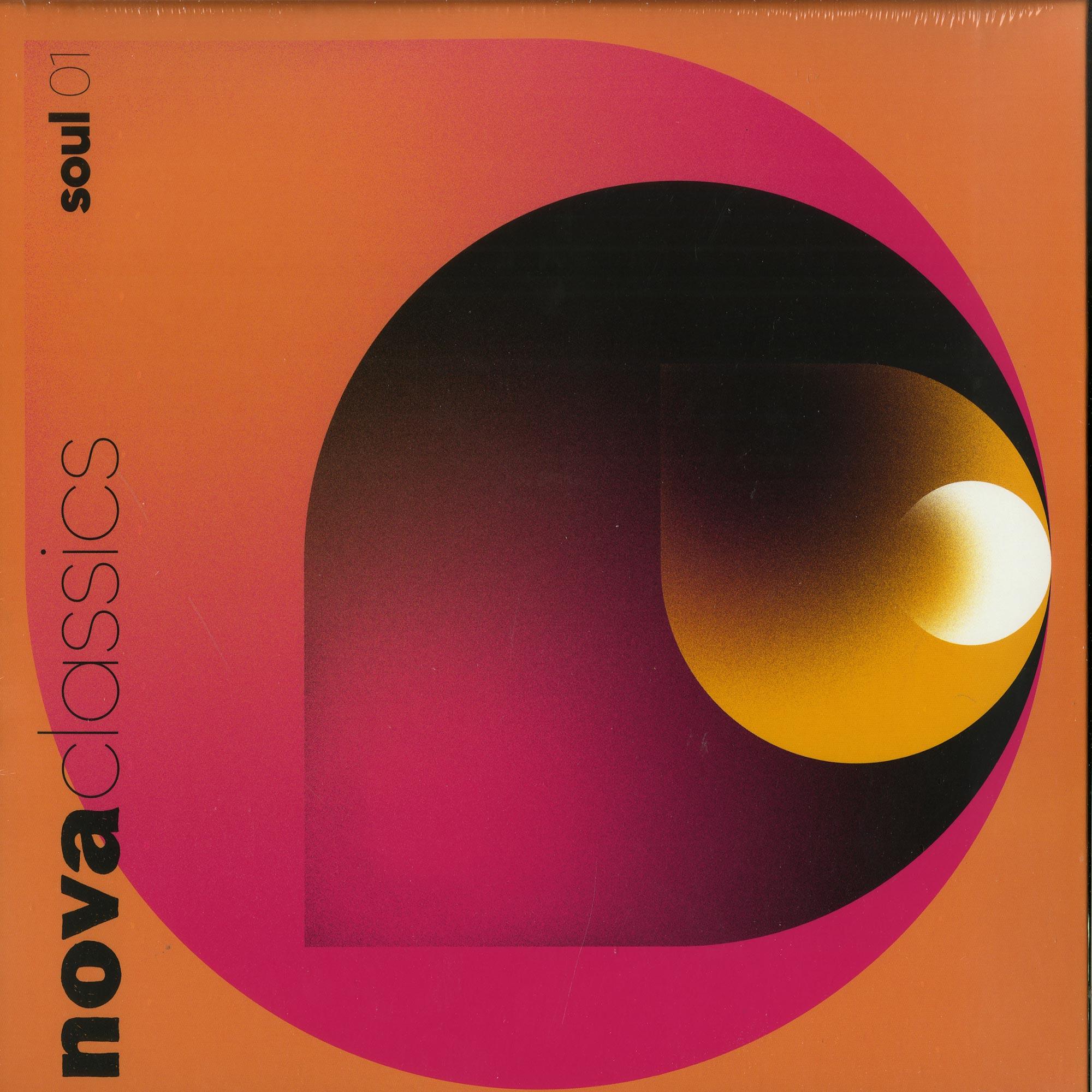 Various Artists - NOVA CLASSICS - SOUL 01