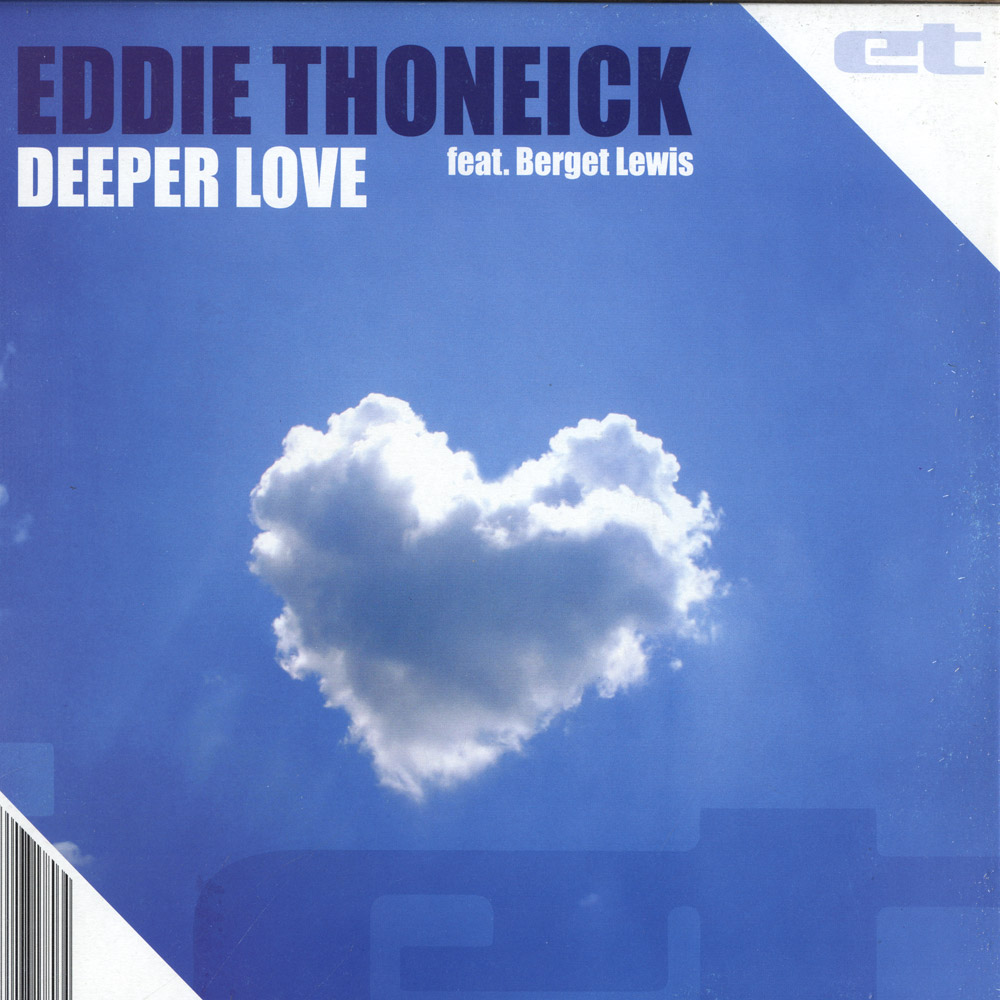Eddie Thoneick ft. Berget Lewis - DEEPER LOVE