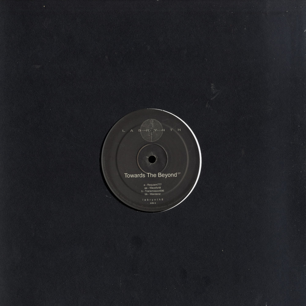 Michaelangelo/Mike Parker - TOWARDS THE BEYOND EP