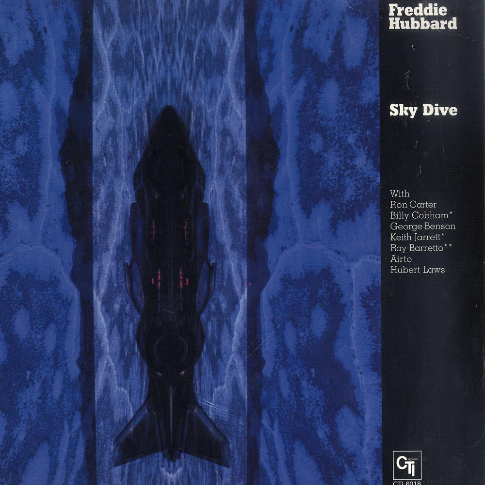 Freddie Hubbard - SKY DIVE
