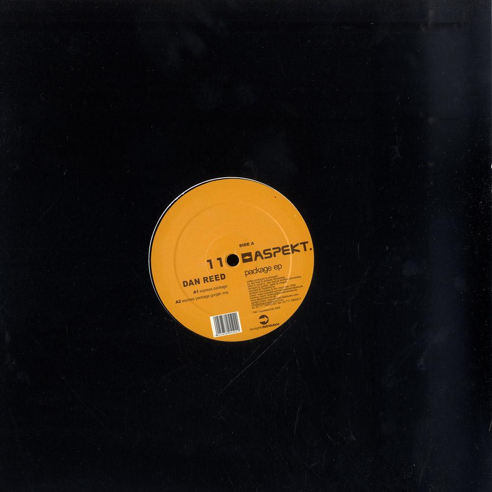 Dan Reed - PACKAGE EP