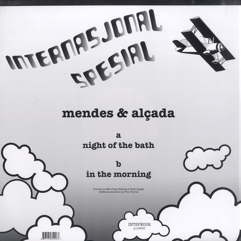 Mendes & Alcada - NIGHT OF THE BATH
