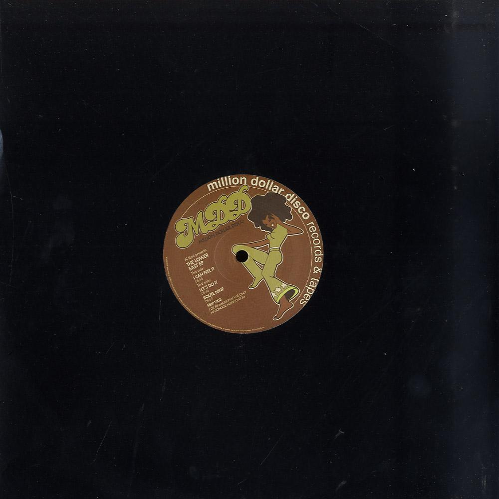 Al Kent Presents Million Dollar Disco - THE LOWER EAST EP