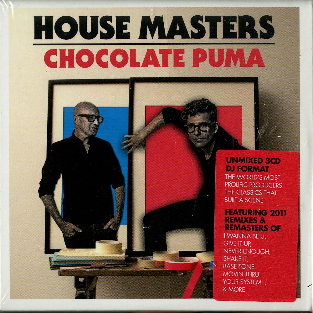 100% authentiek verkoop uk kijk uit voor Chocolate Puma - HOUSE MASTERS
