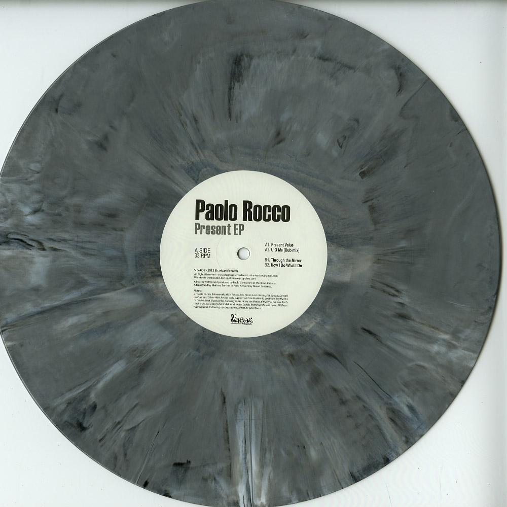 Paolo Rocco - PRESENT EP