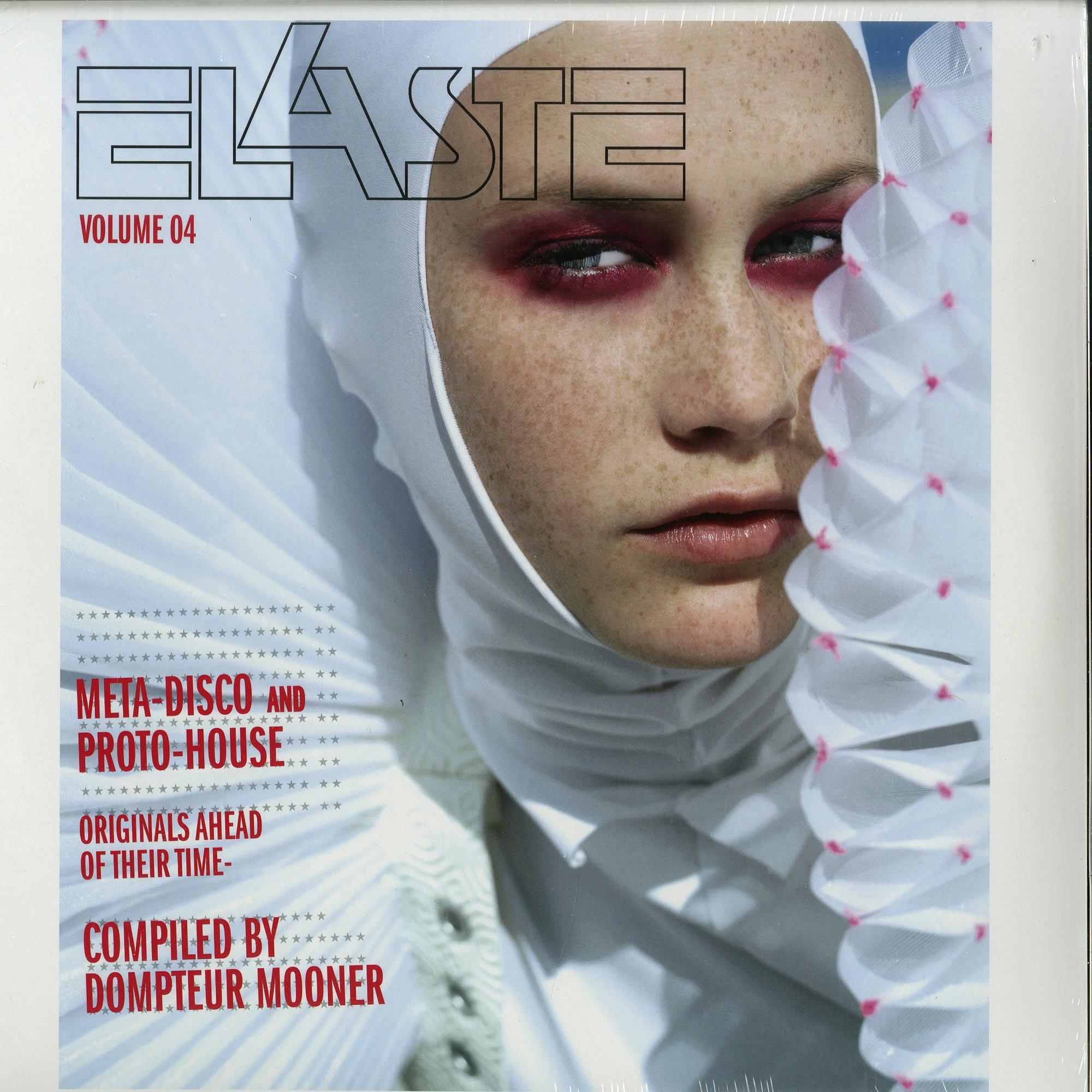 Various Artists - ELASTE VOL. 4 - META-DISCO & PROTO-HOUSE