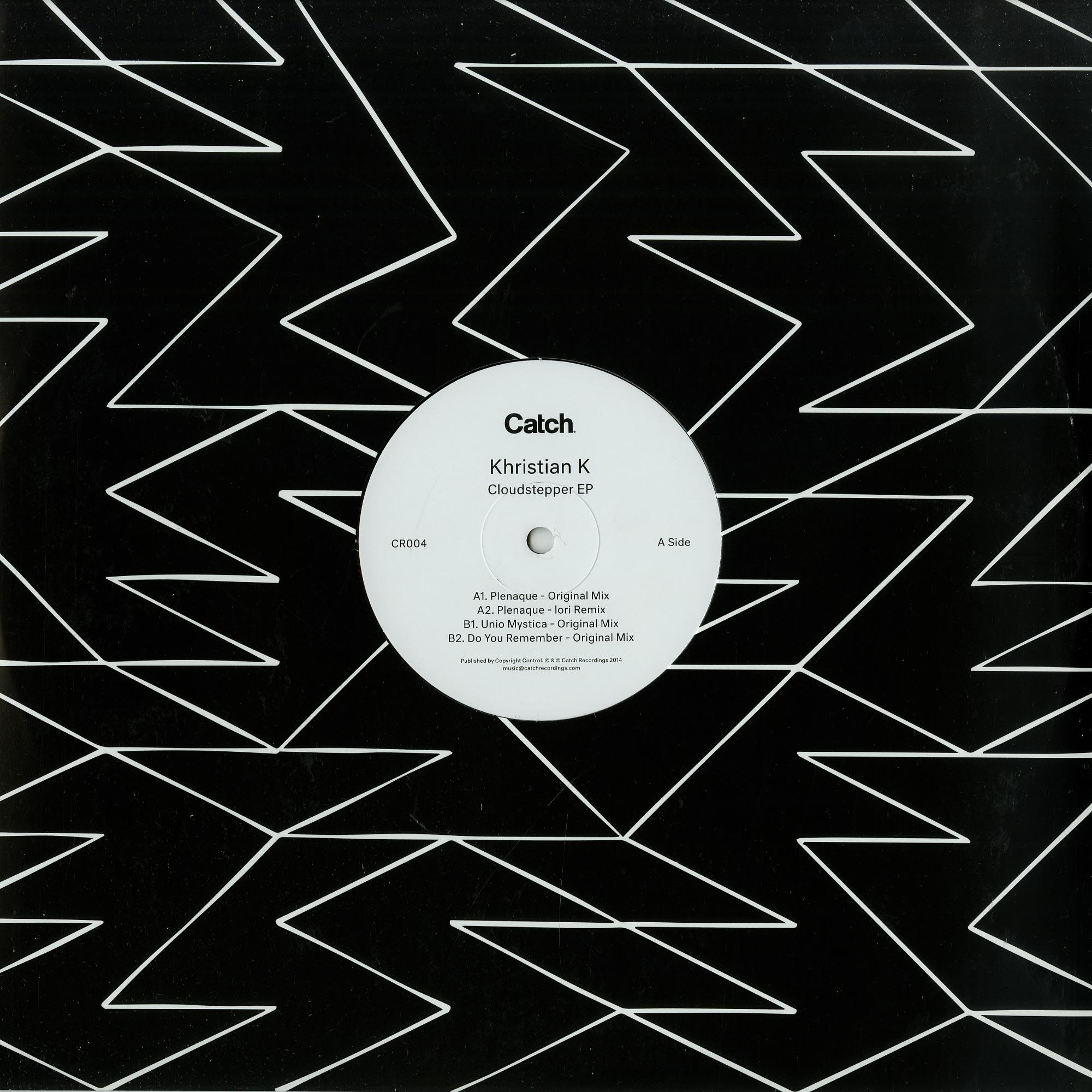 Khristian K - CLOUD STEPPER EP