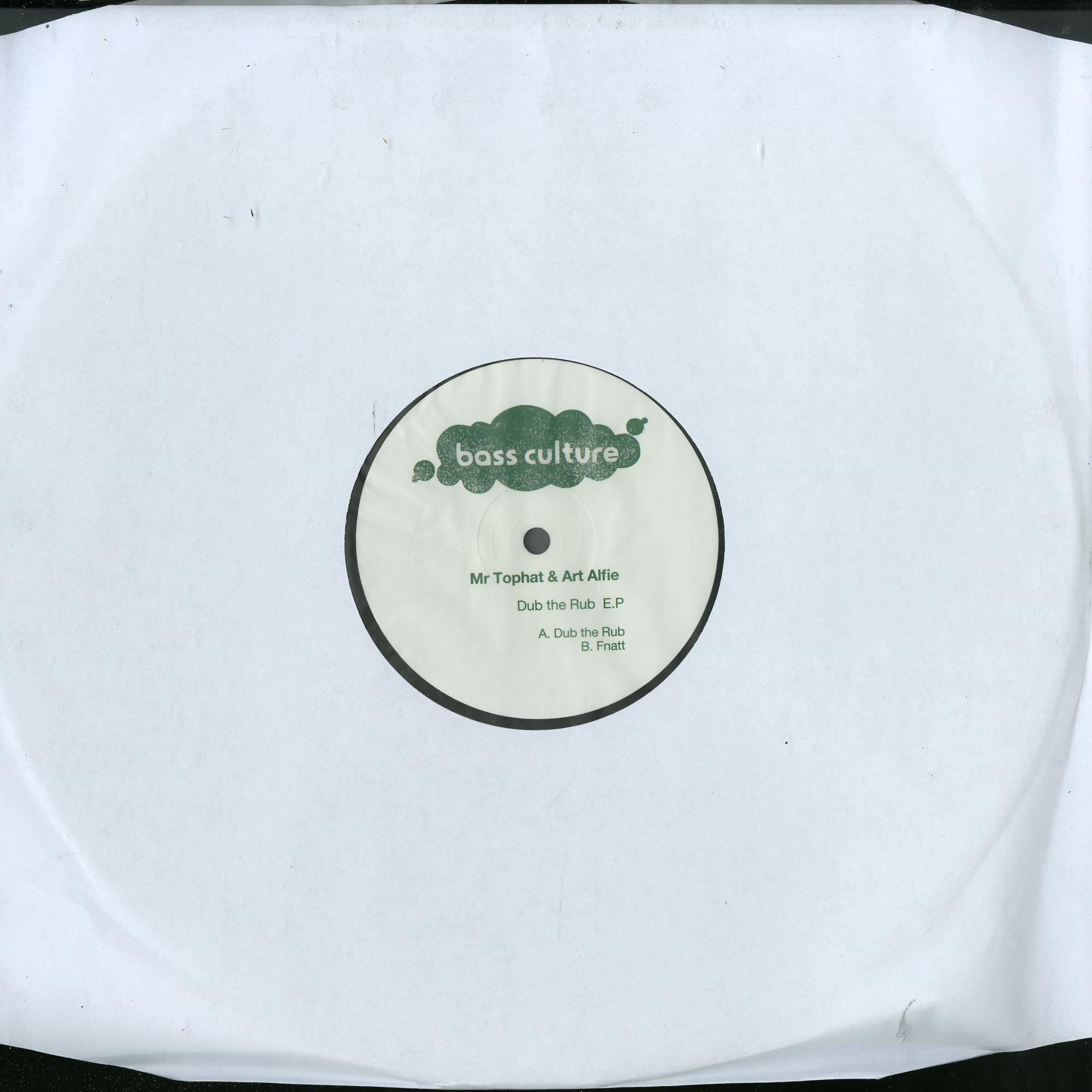 Mr Tophat & Art Alfie - DUB THE RUB EP