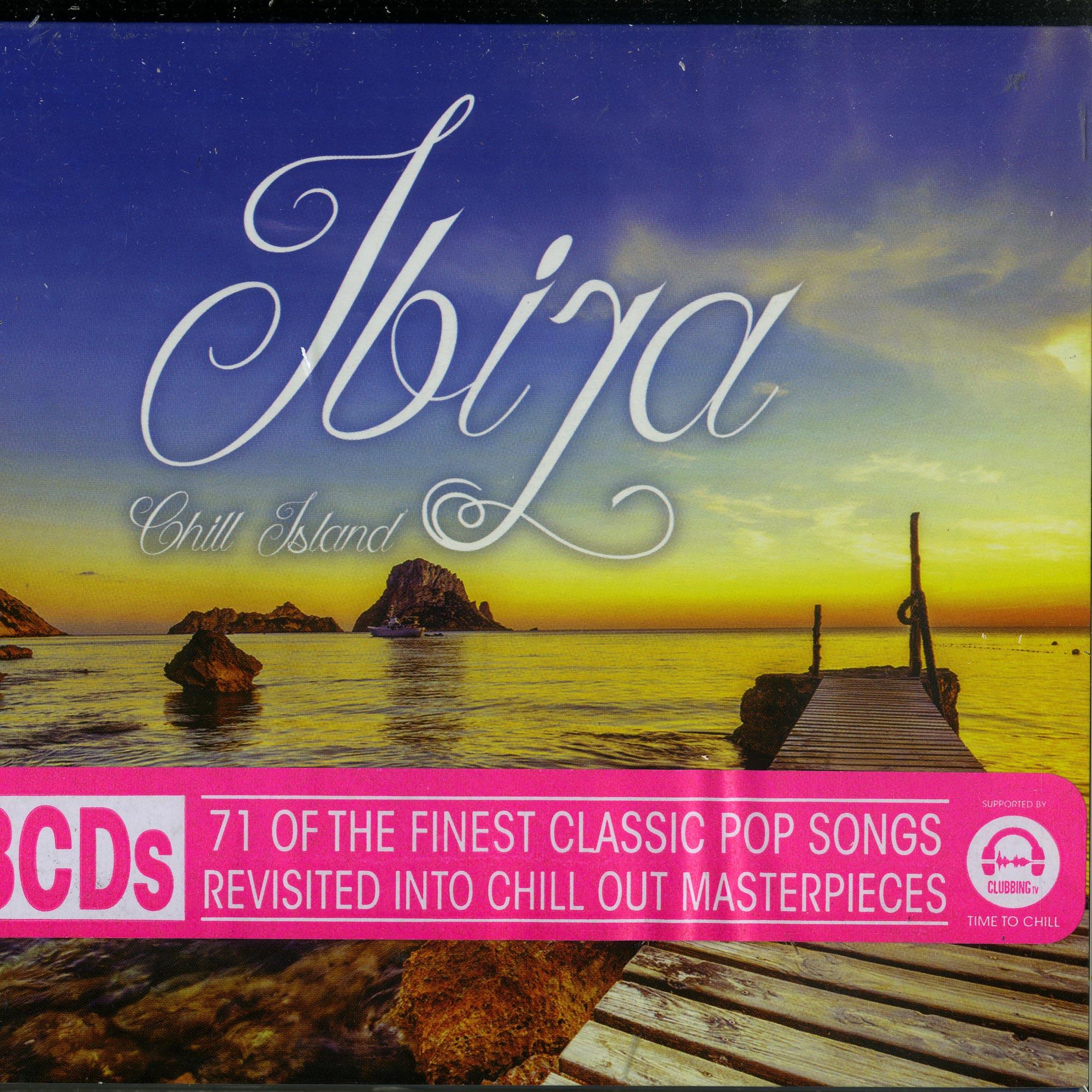 Various Artists - IBIZA CHILL ISLAND