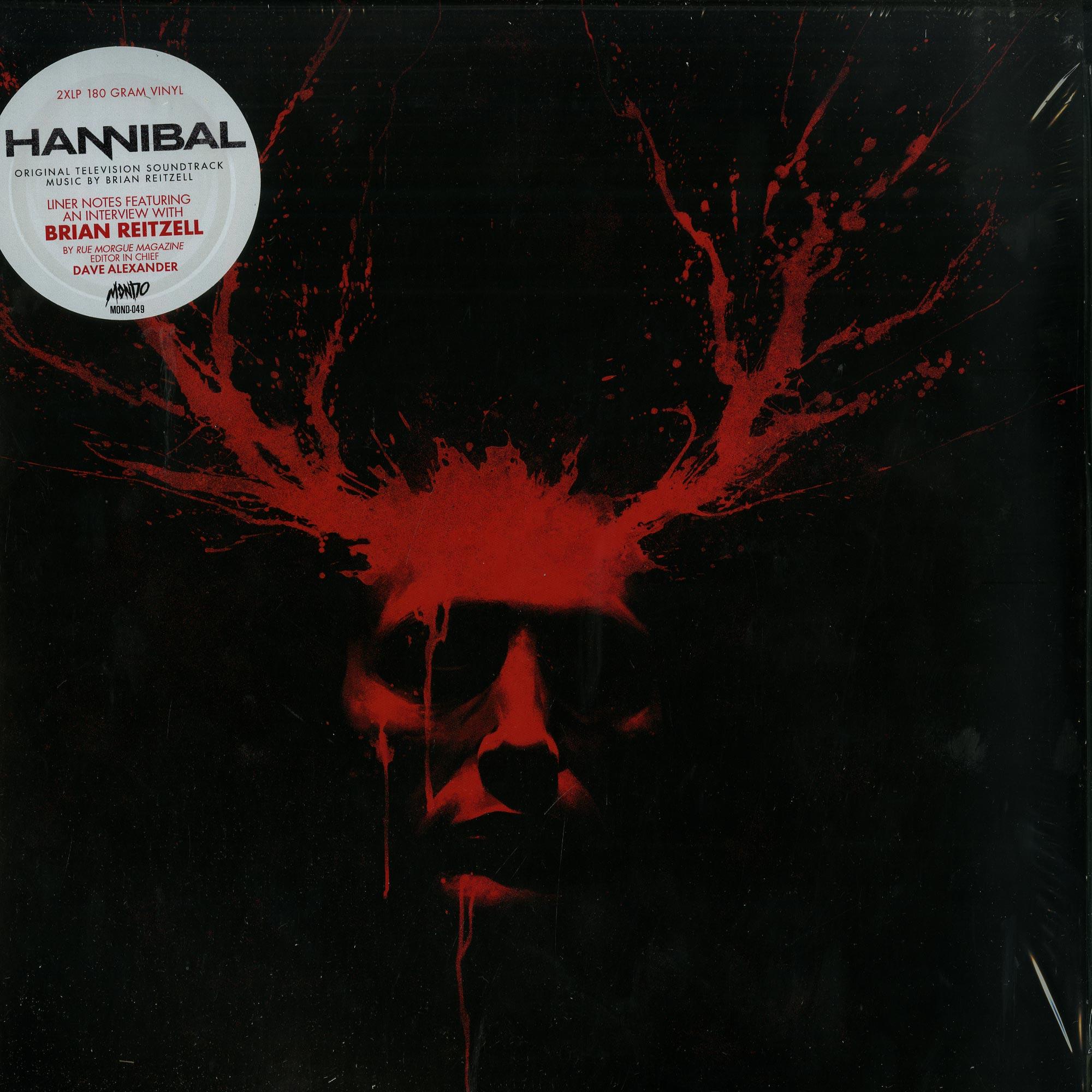 Brian Reitzell - HANNIBAL