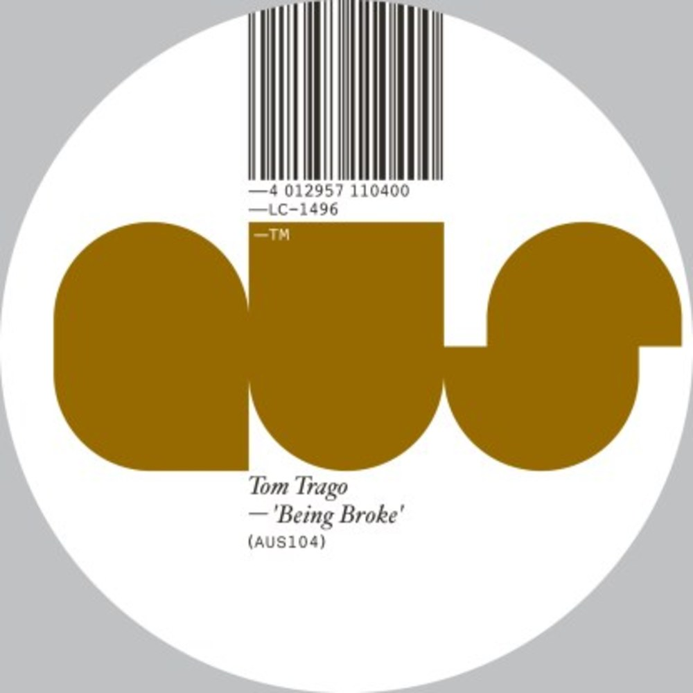 Tom Trago - BEING BROKE