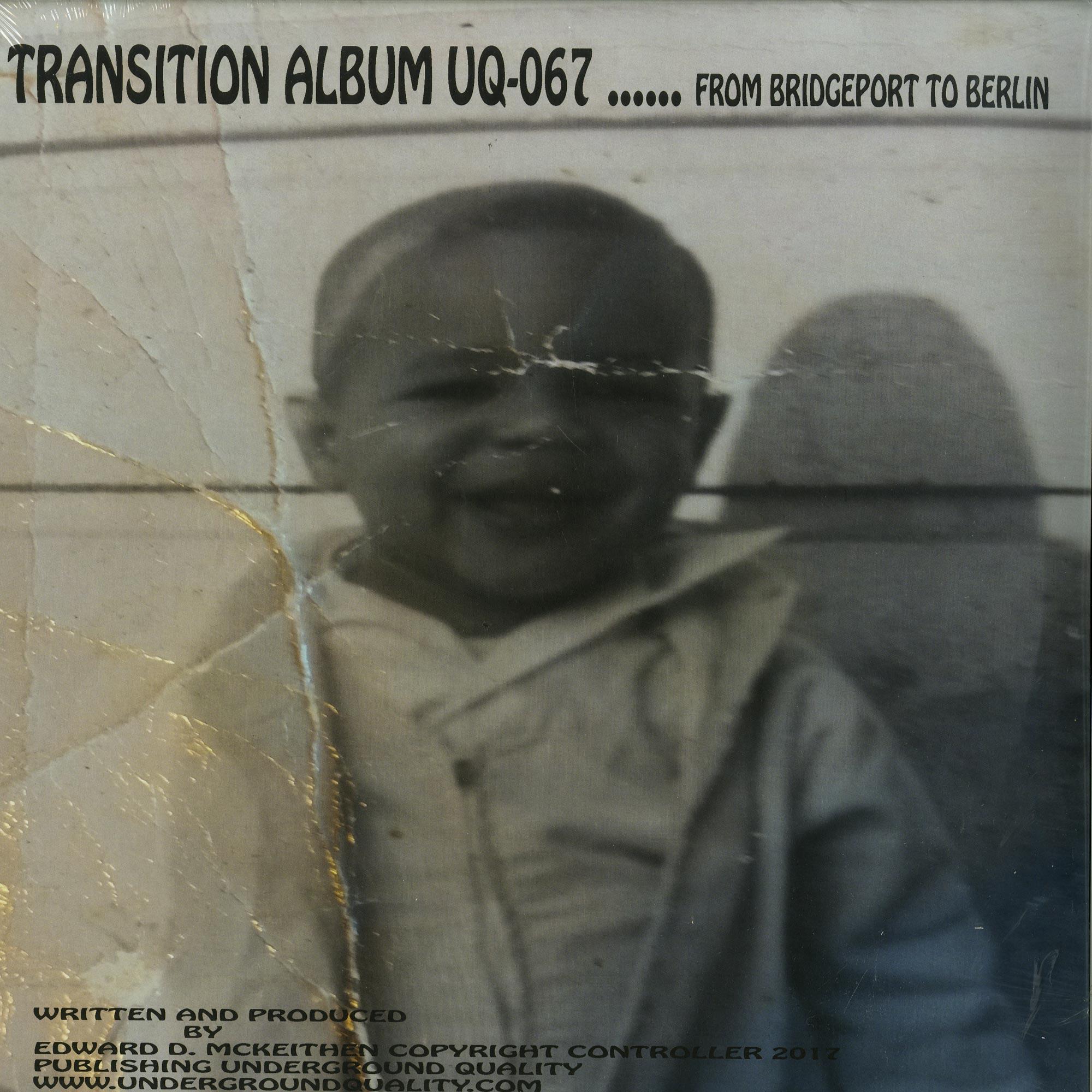 DJ Jus-Ed - TRANSITION