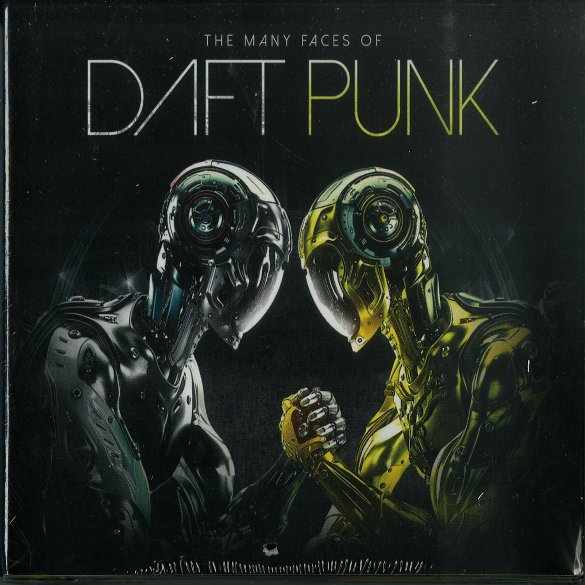 Daft Punk - THE MANY FACES OF DAFT PUNK