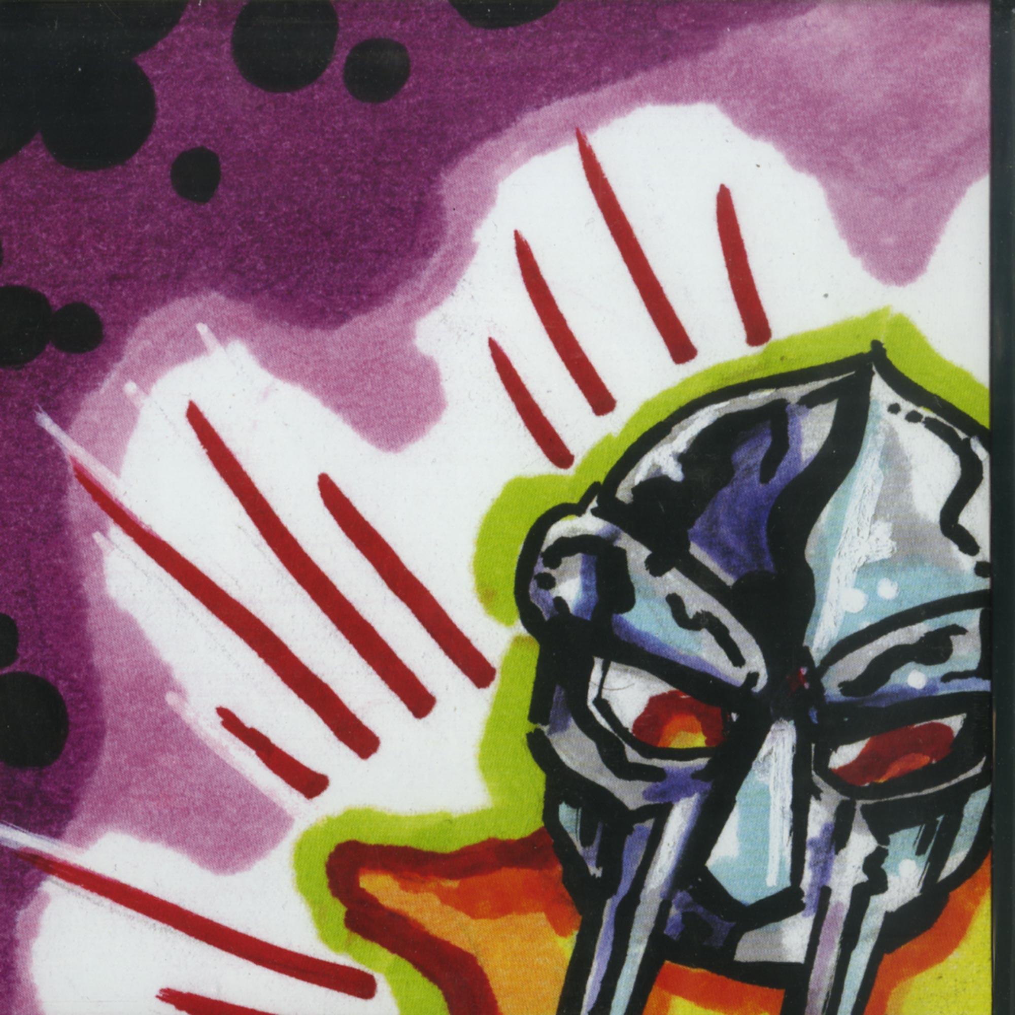 MF Doom - THE TIME WE FACED DOOM / DOOMSDAY