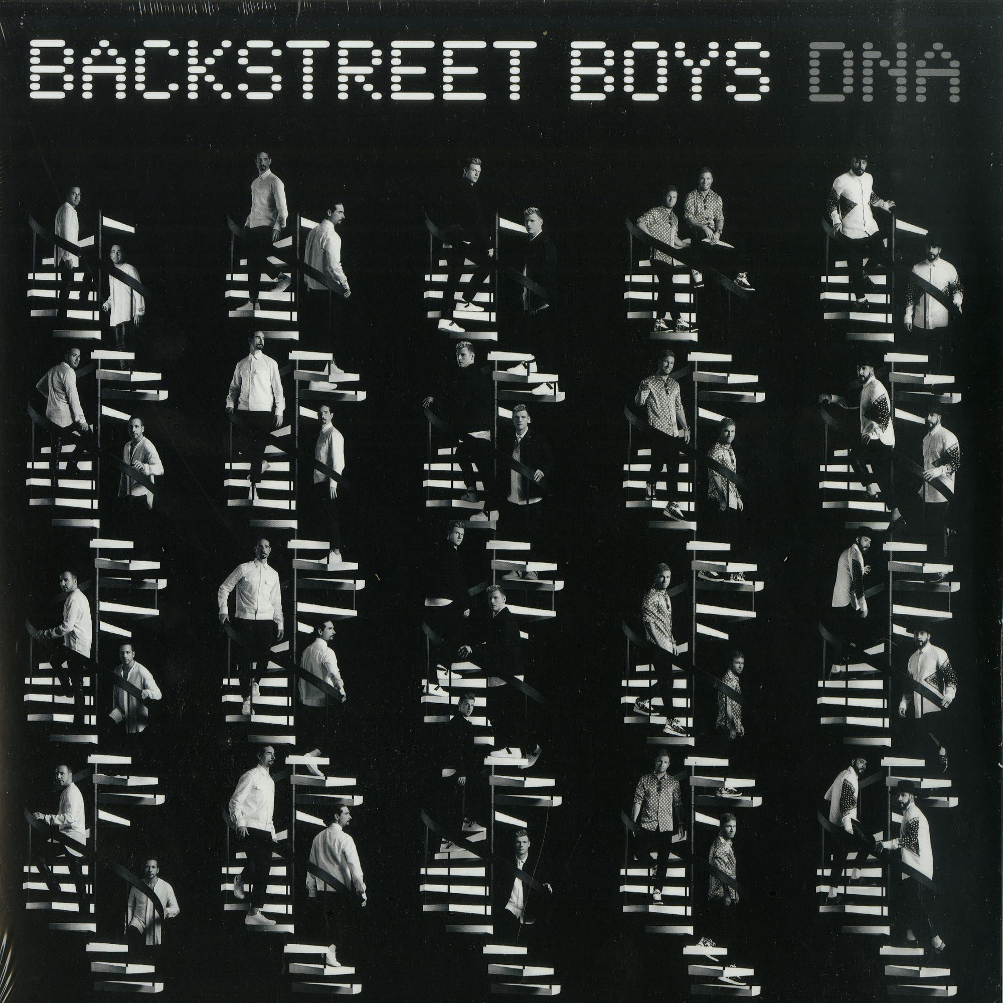 Backstreet Boys - DNA