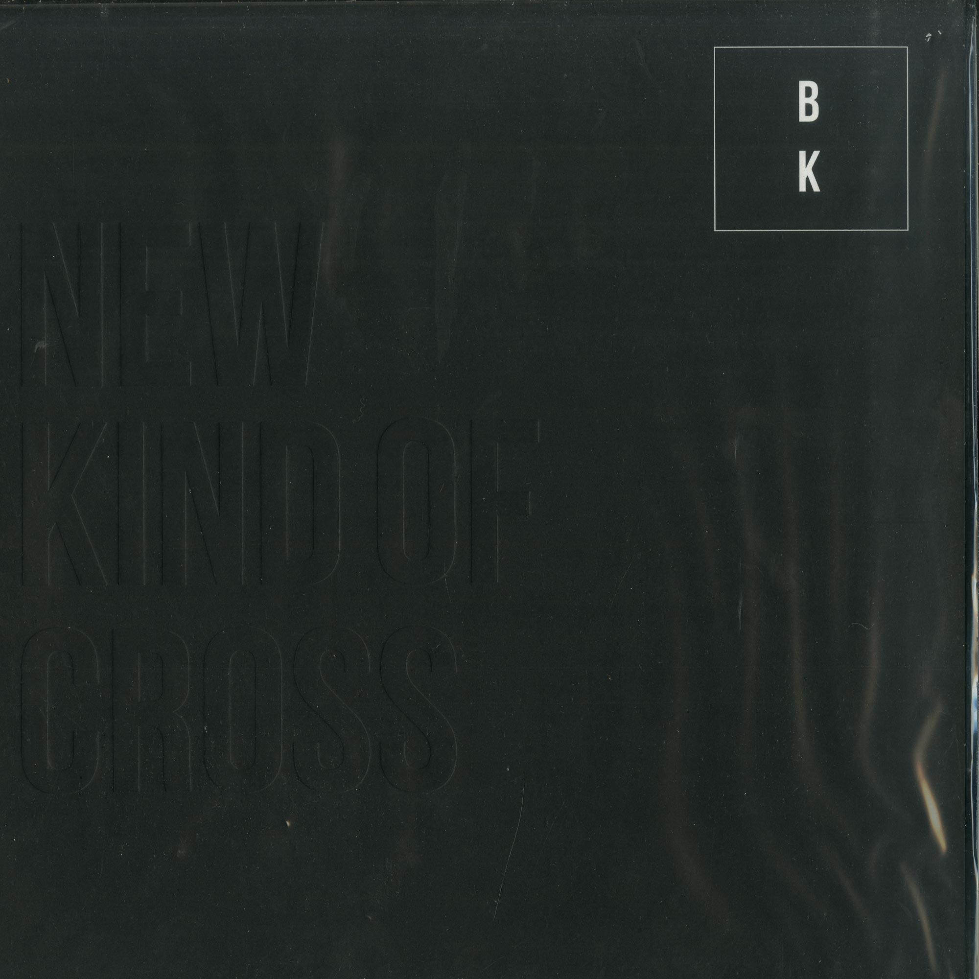 Buzz Kull - NEW KIND OF CROSS LP