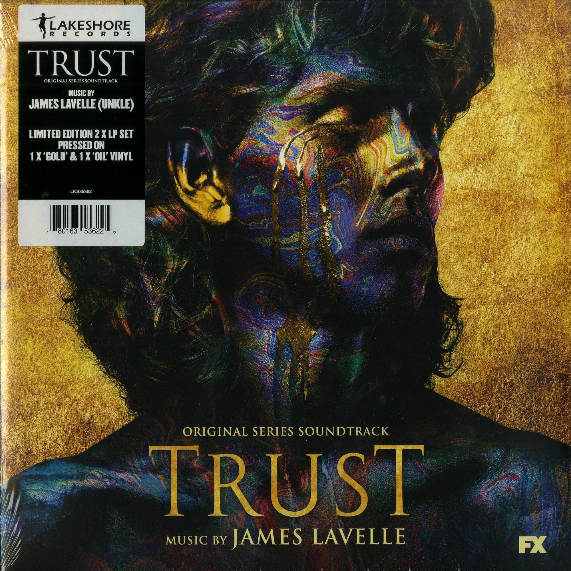 James Lavelle - TRUST