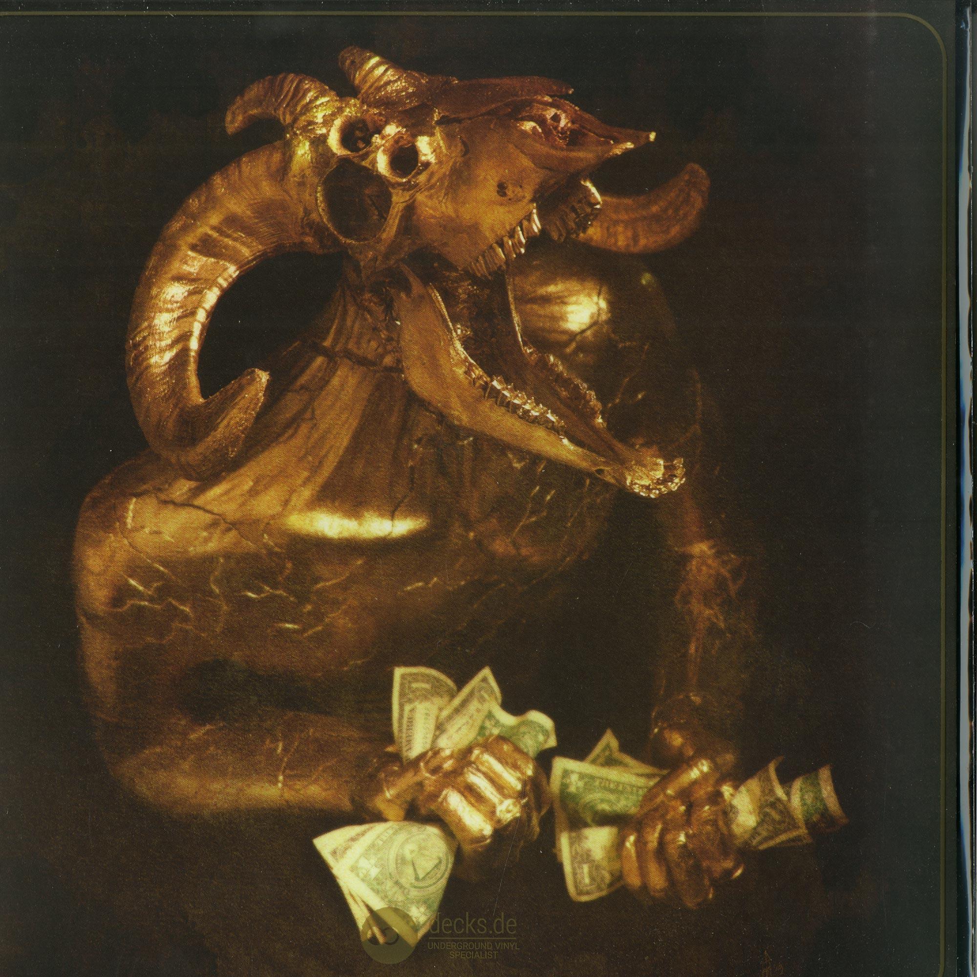 The Satan - GANGZTA CASH EP