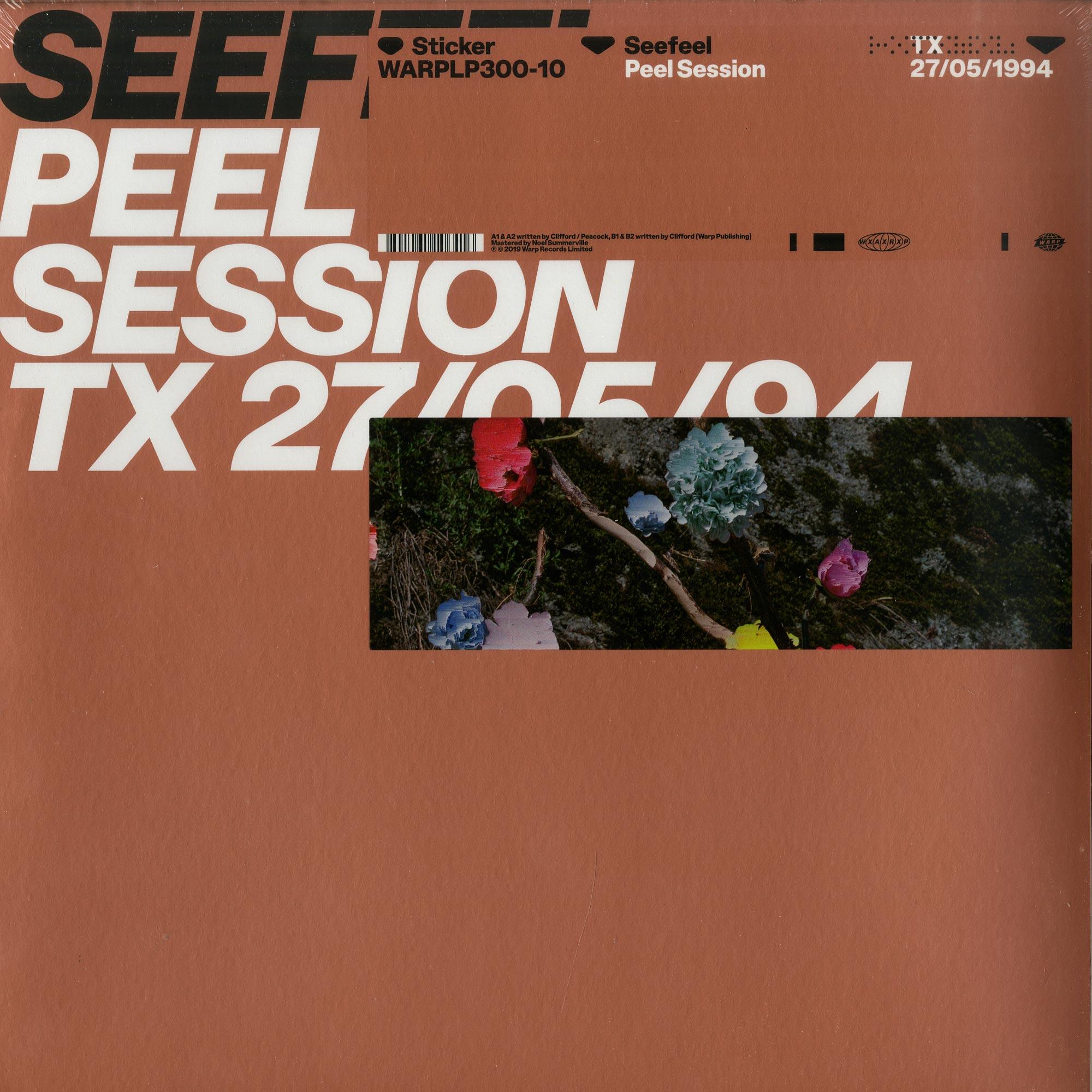 Seefeel - PEEL SESSION