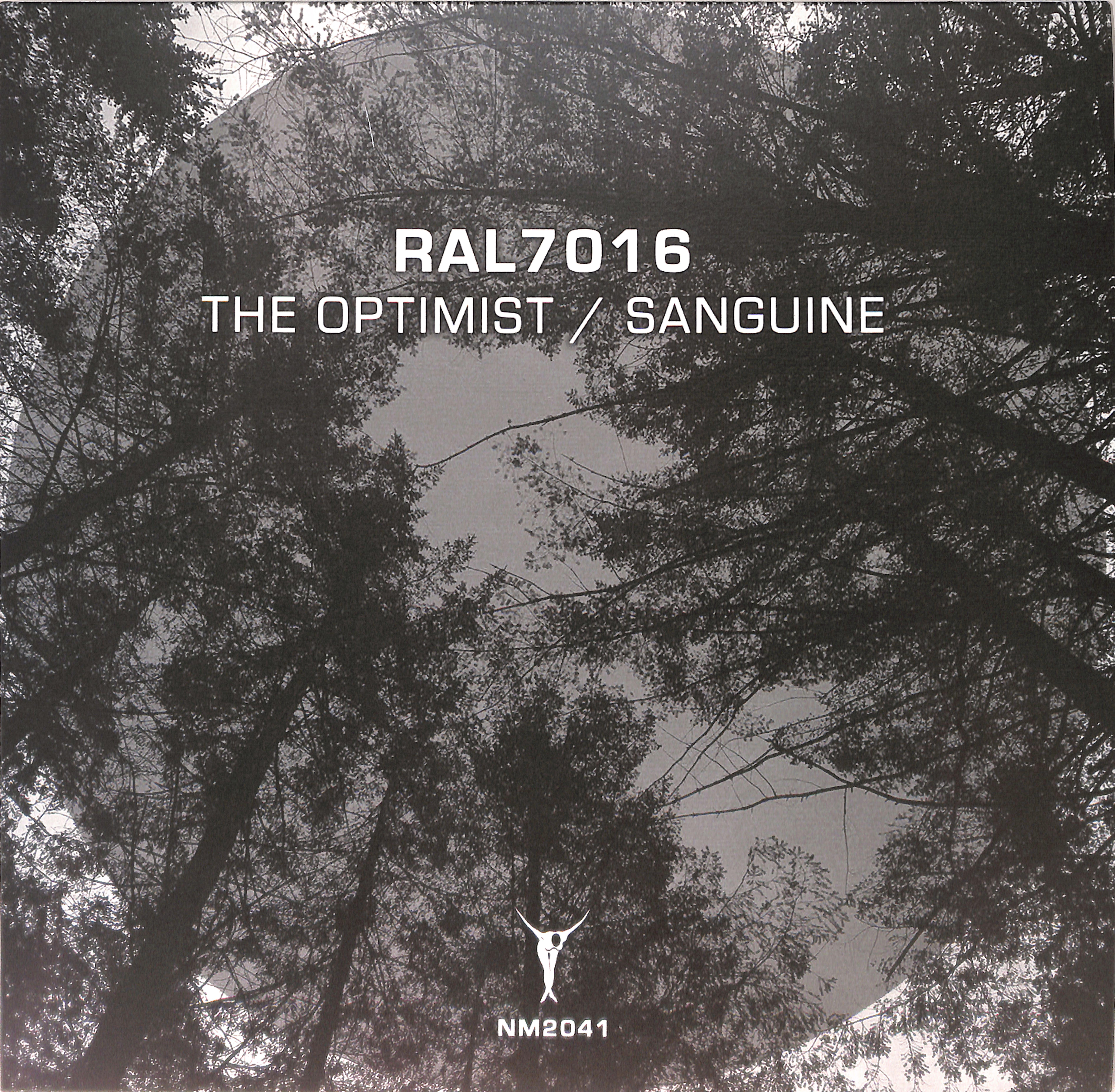 RAL7016 - THE OPTIMIST / SANGUINE