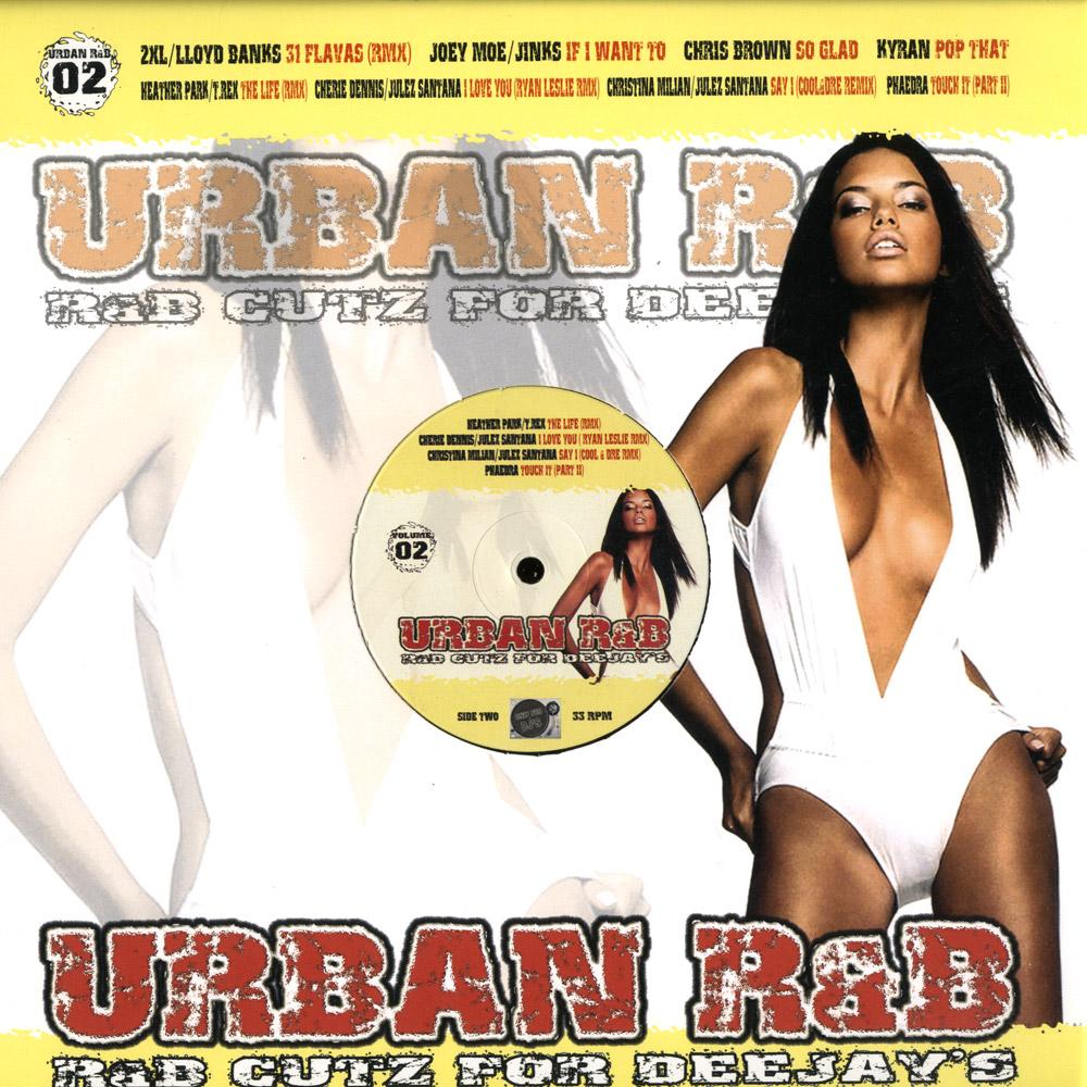Various Artists - URBAN R&B VOL. 2