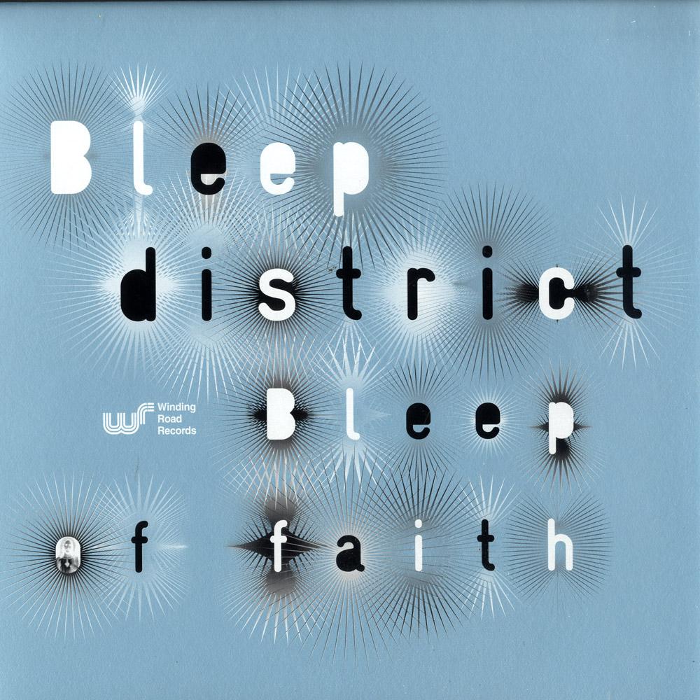 Bleep District - BLEEP OF FAITH EP