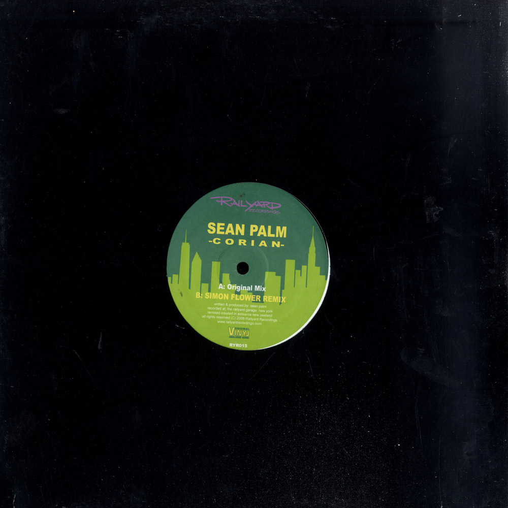Sean Palm - CORIAN/ SIMON FLOWER RMX