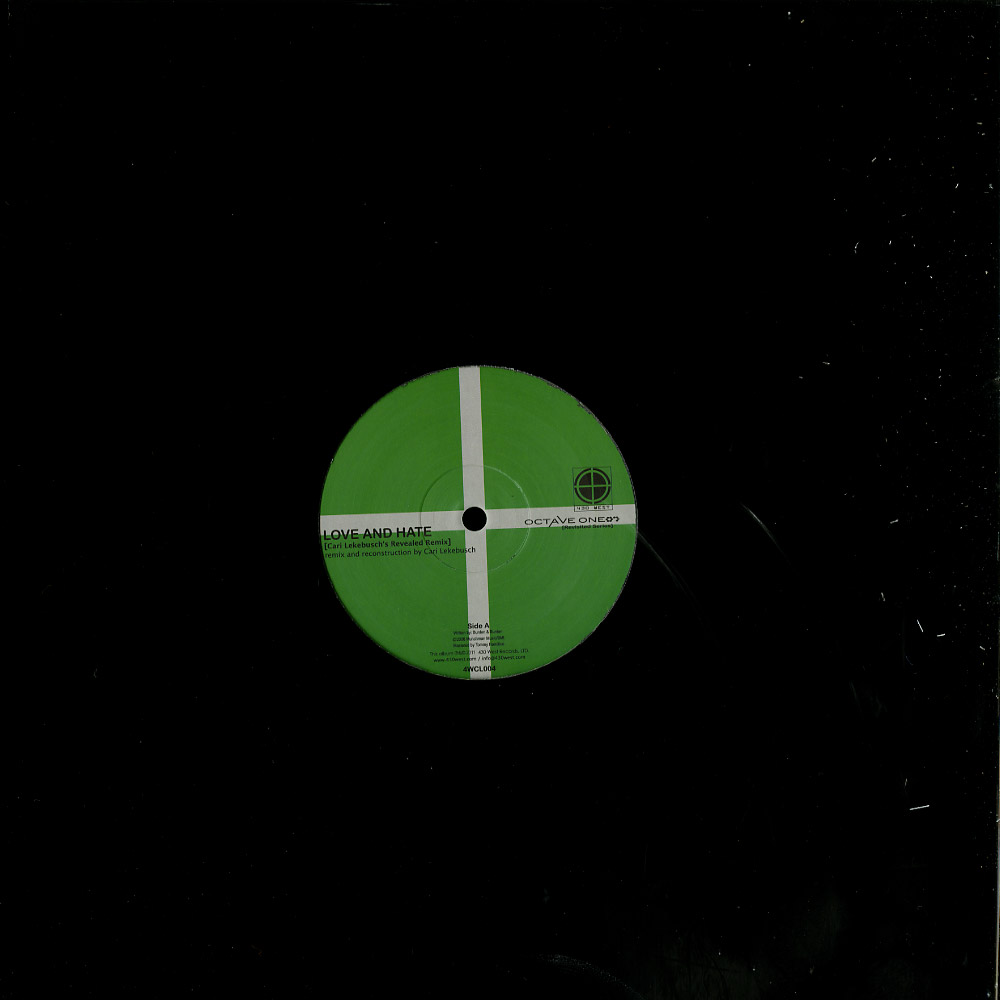 Octave One - NICOLETTE / LOVE & HATE