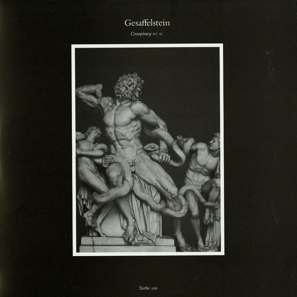 Gesaffelstein - CONSPIRACY PT.2