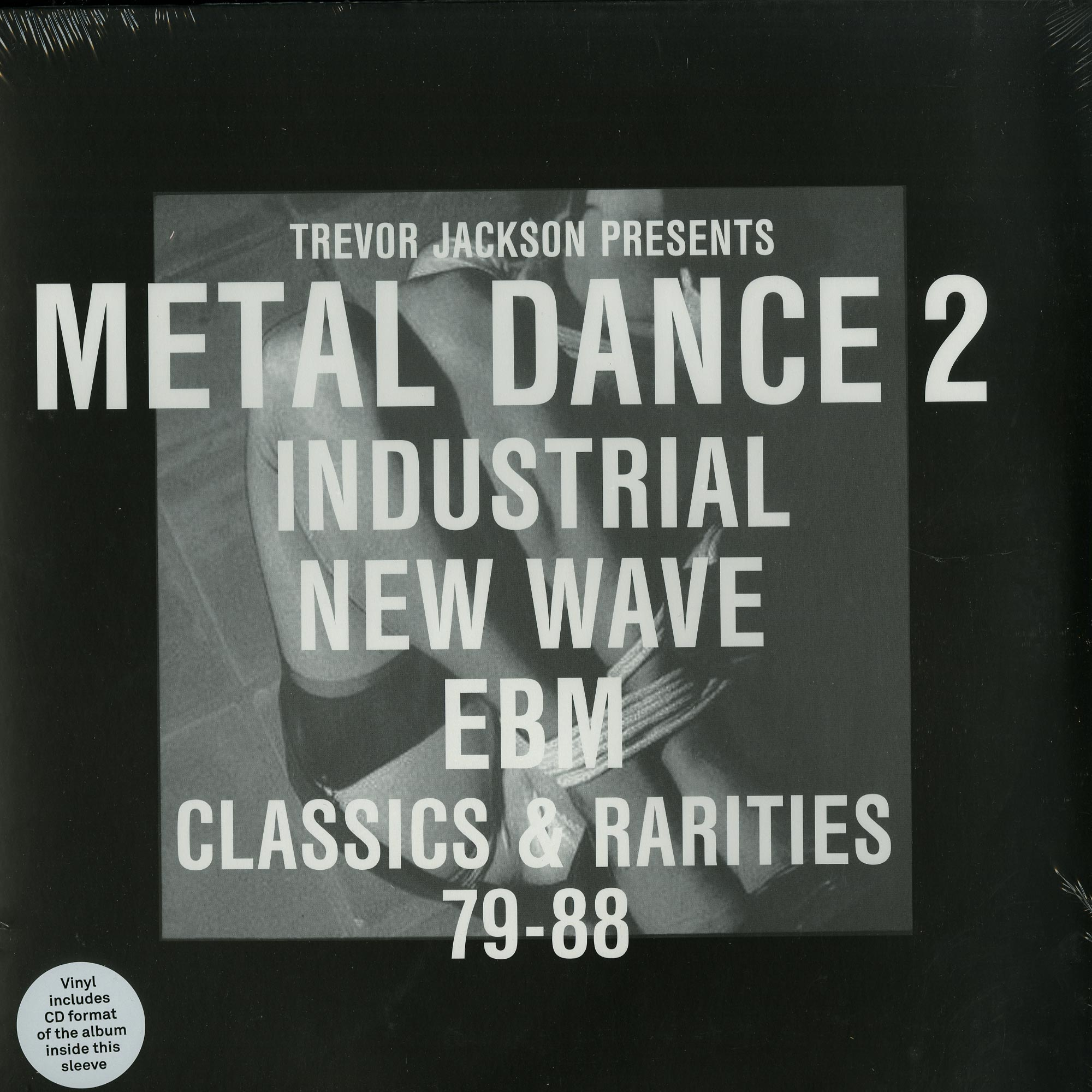 Various Artists compiled By Trevor Jackson - METAL DANCE 2