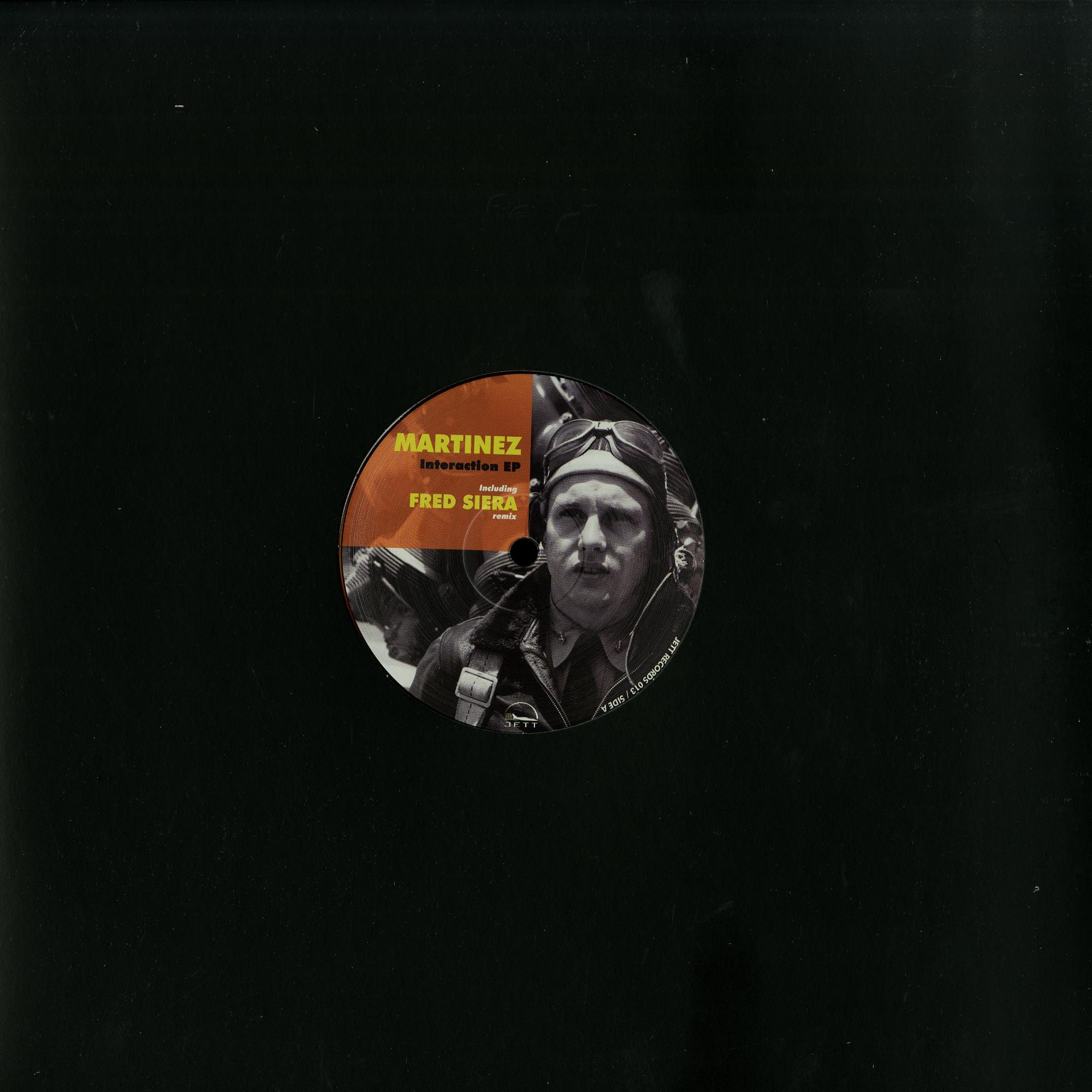 Martinez - INTERACTION EP