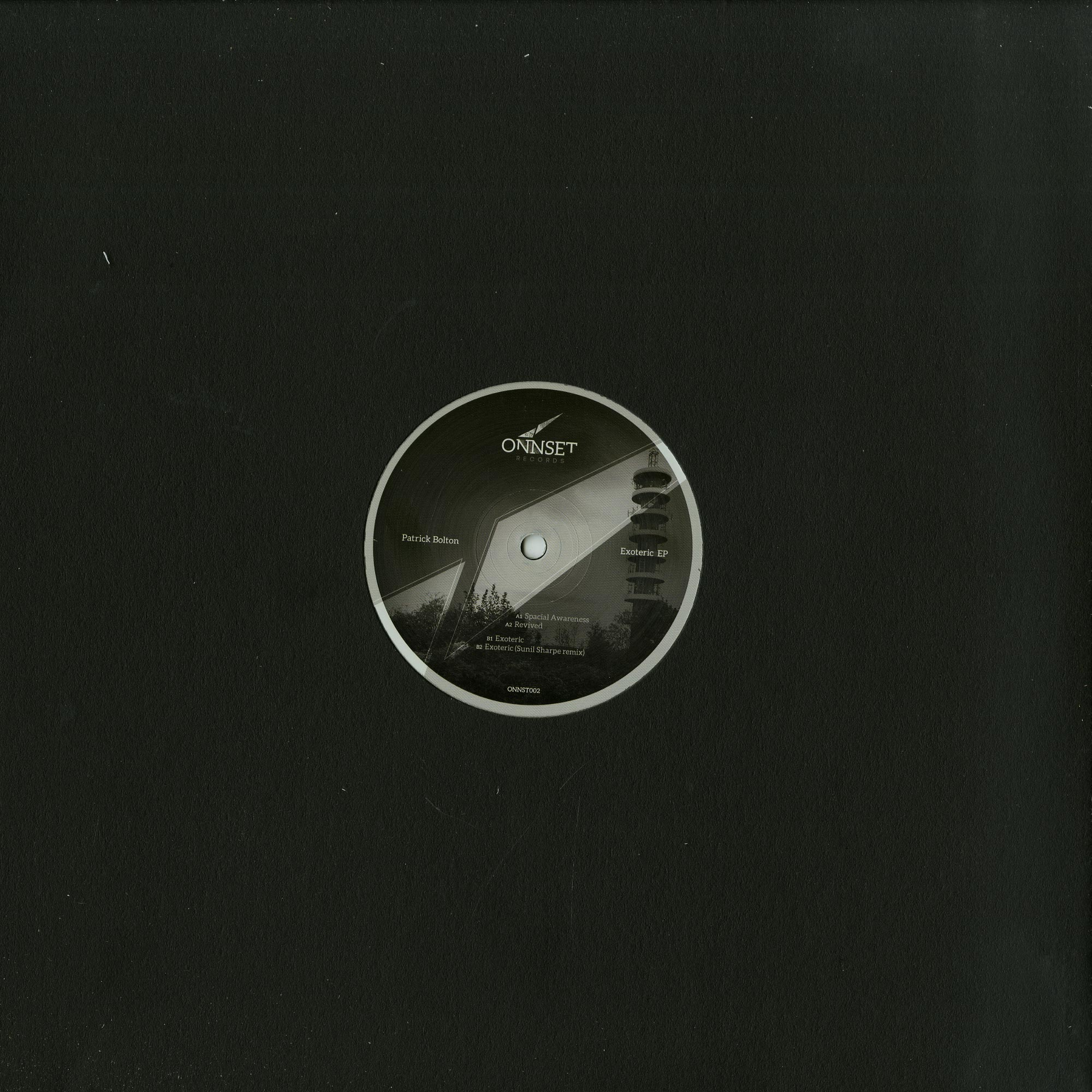 Patrick Bolton - EXOTERIC EP