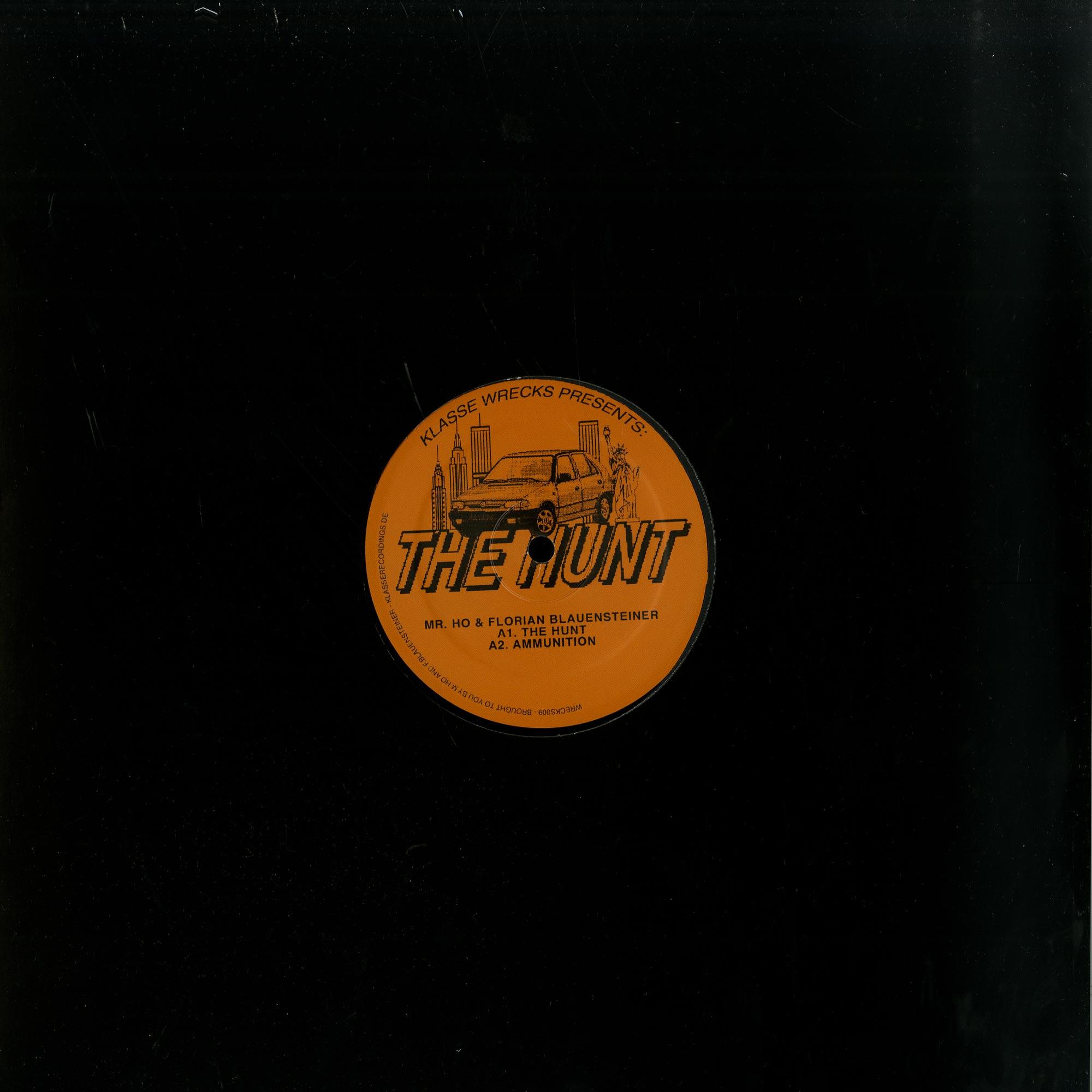 Mr Ho & Florian Blauensteiner - THE HUNT EP
