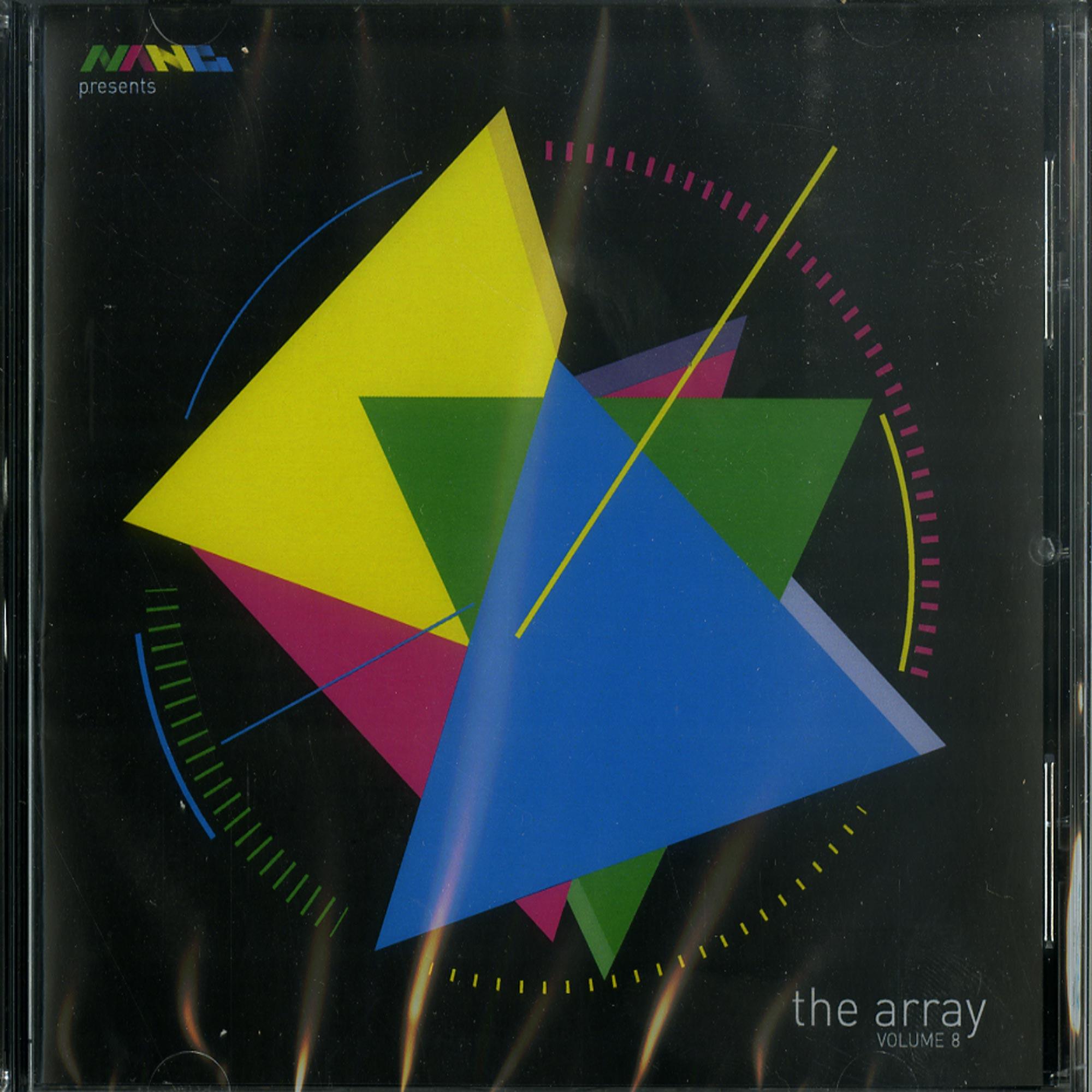 Various Artists - NANG PRESENTS THE ARRAY VOL. 8