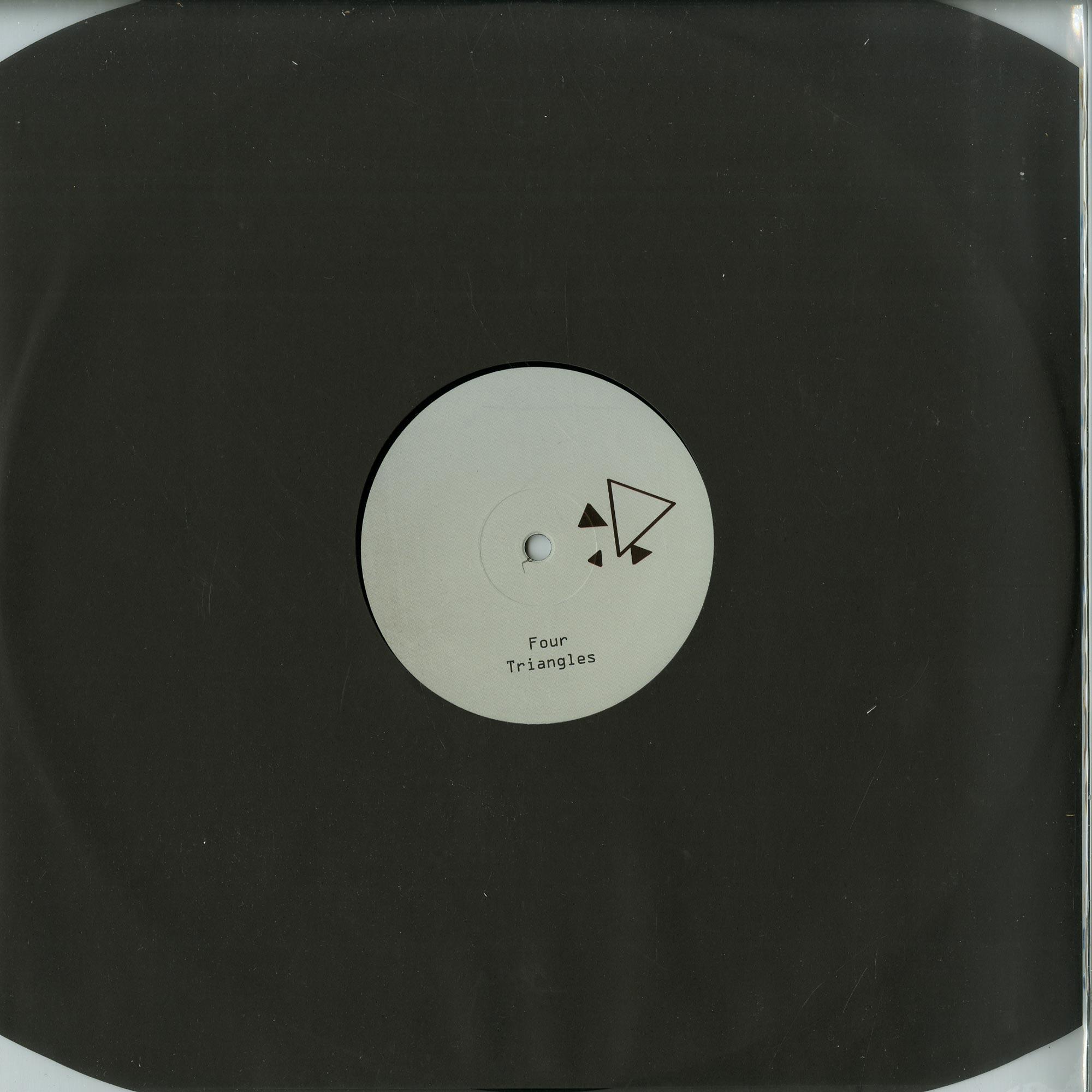 Oasis Pyramid - TRACKING EP