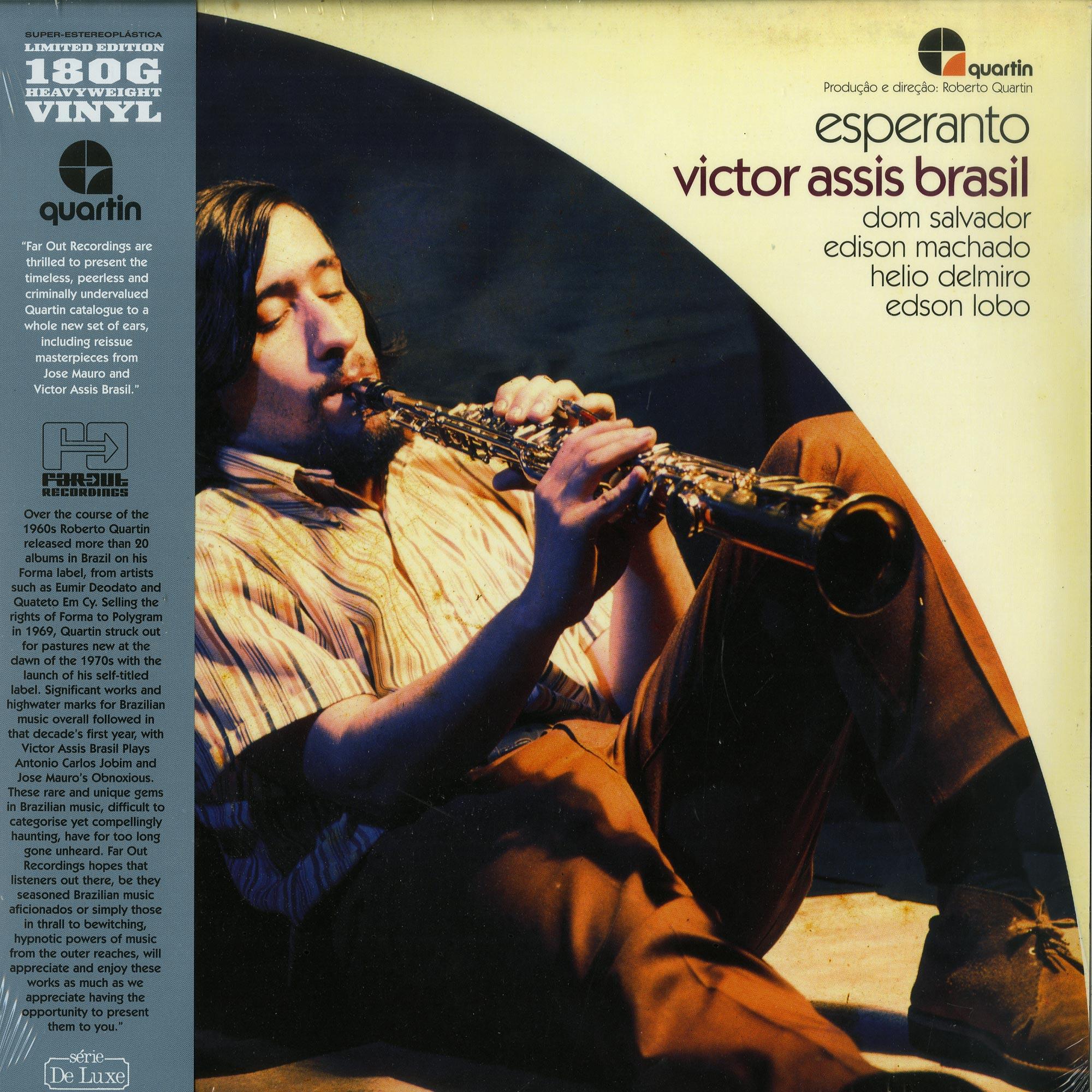 Victor Assis Brasil - ESPERANTO