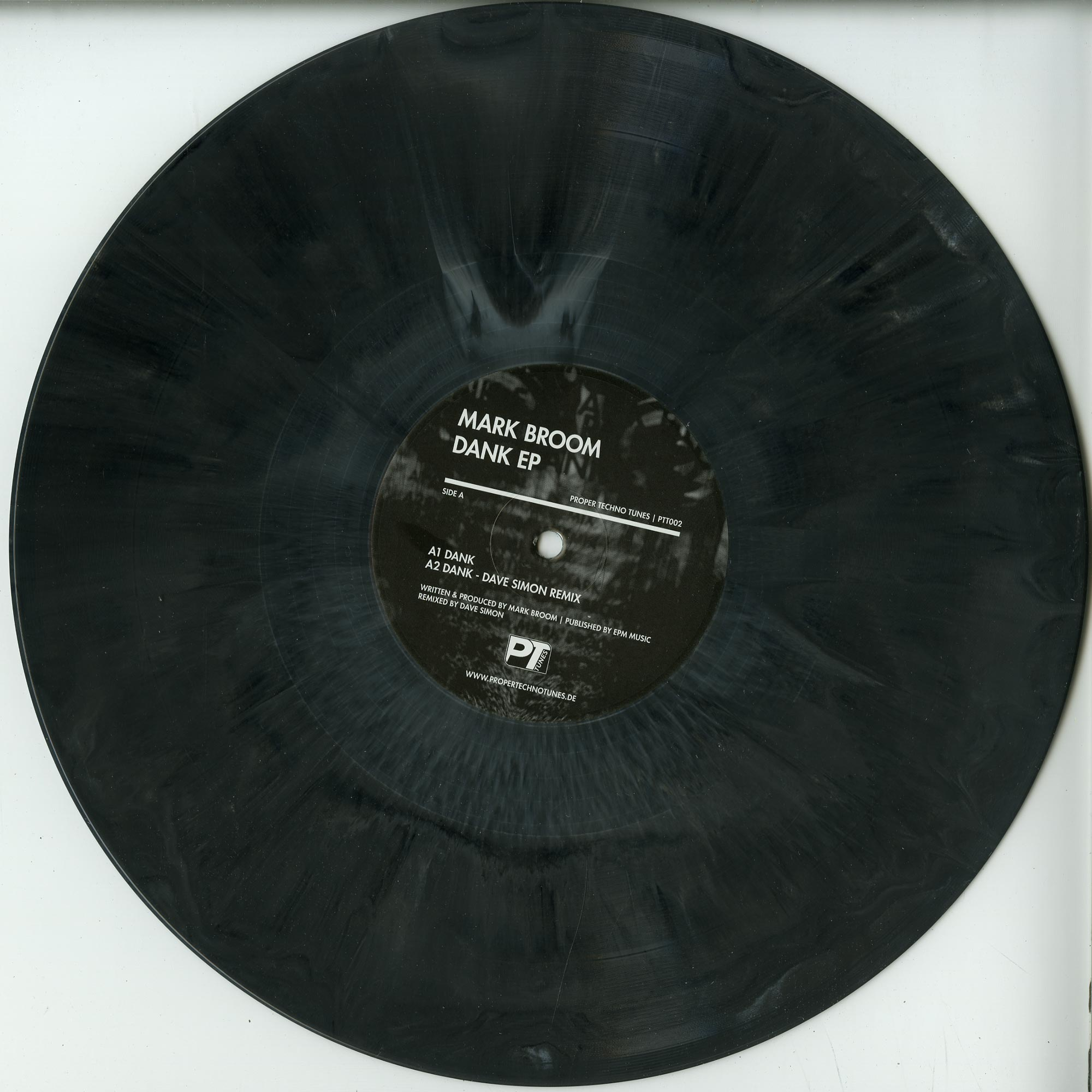 Mark Broom - DANK EP