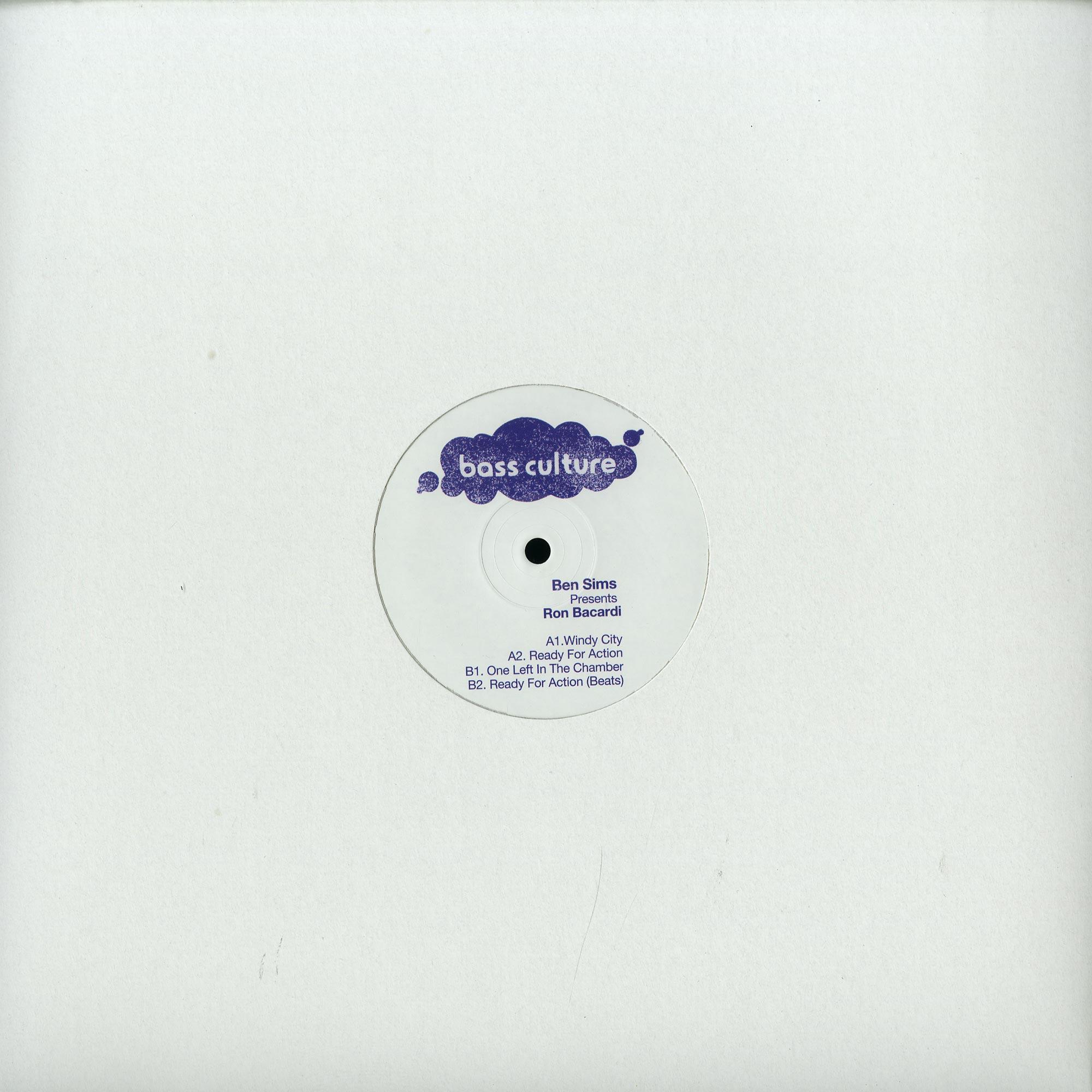 Ben Sims pts Ron Bacardii - EP