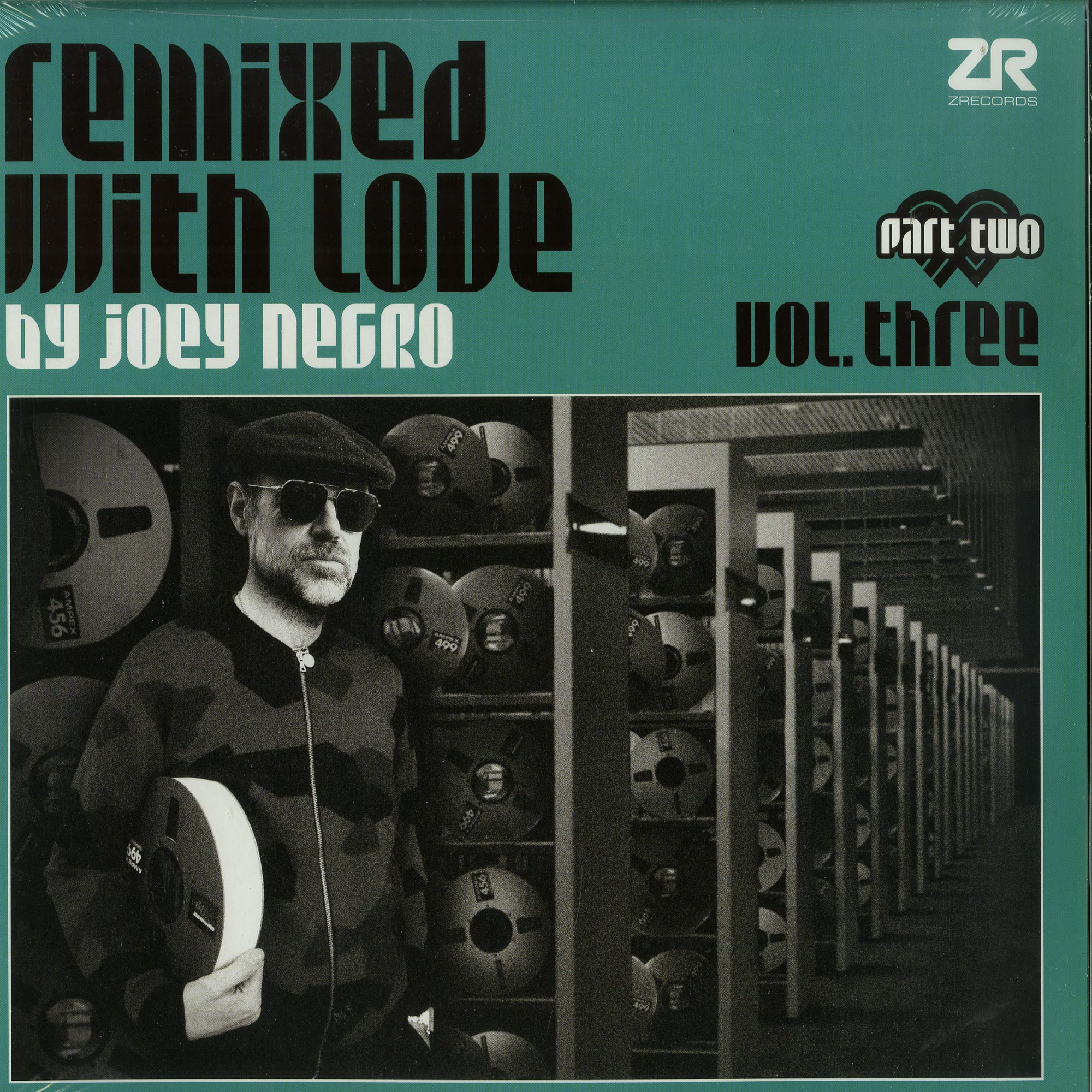 Various Artists - REMIXED WITH LOVE BY JOEY NEGRO VOL.3 PART 2